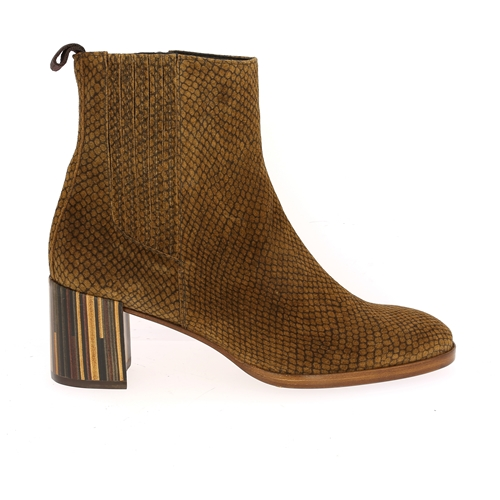 Zinda Boots camel