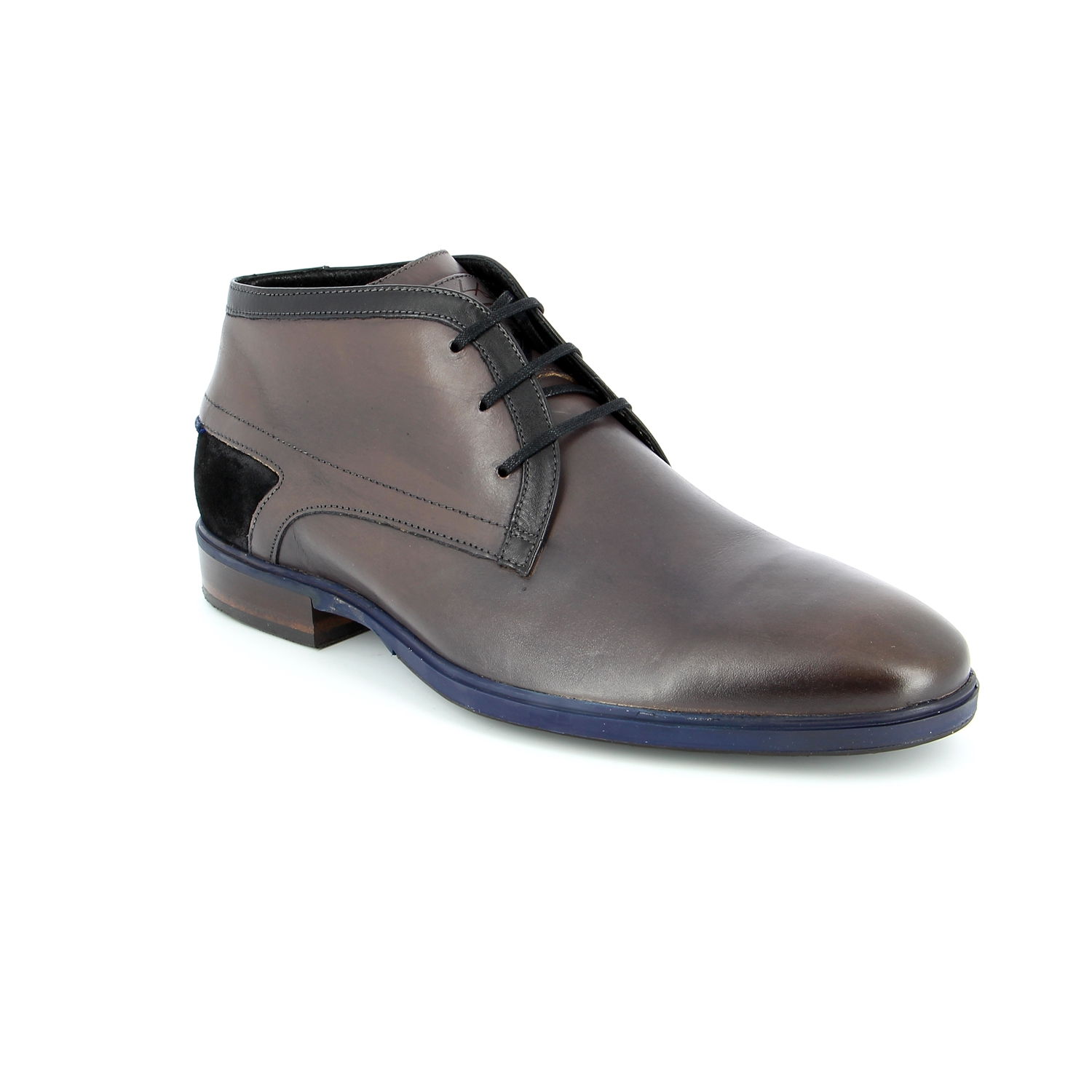 Floris Van Bommel Bottines gris