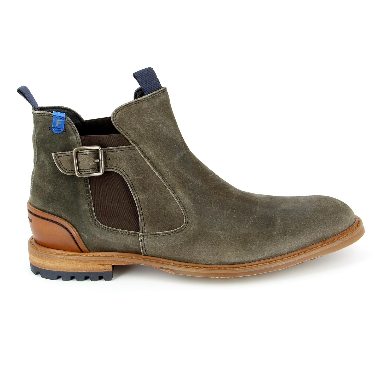 Floris Van Bommel Boots taupe