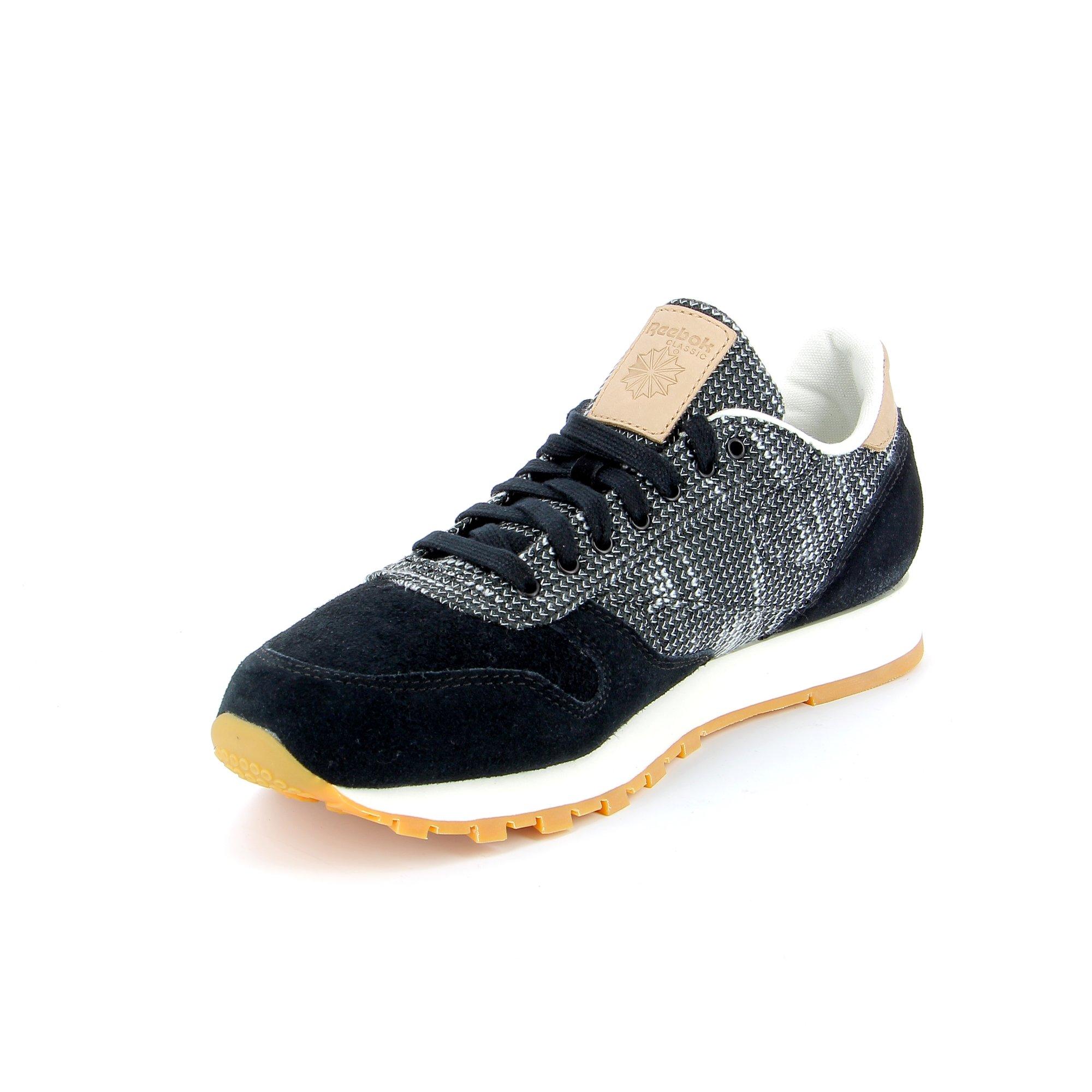 Reebok Sneakers zwart