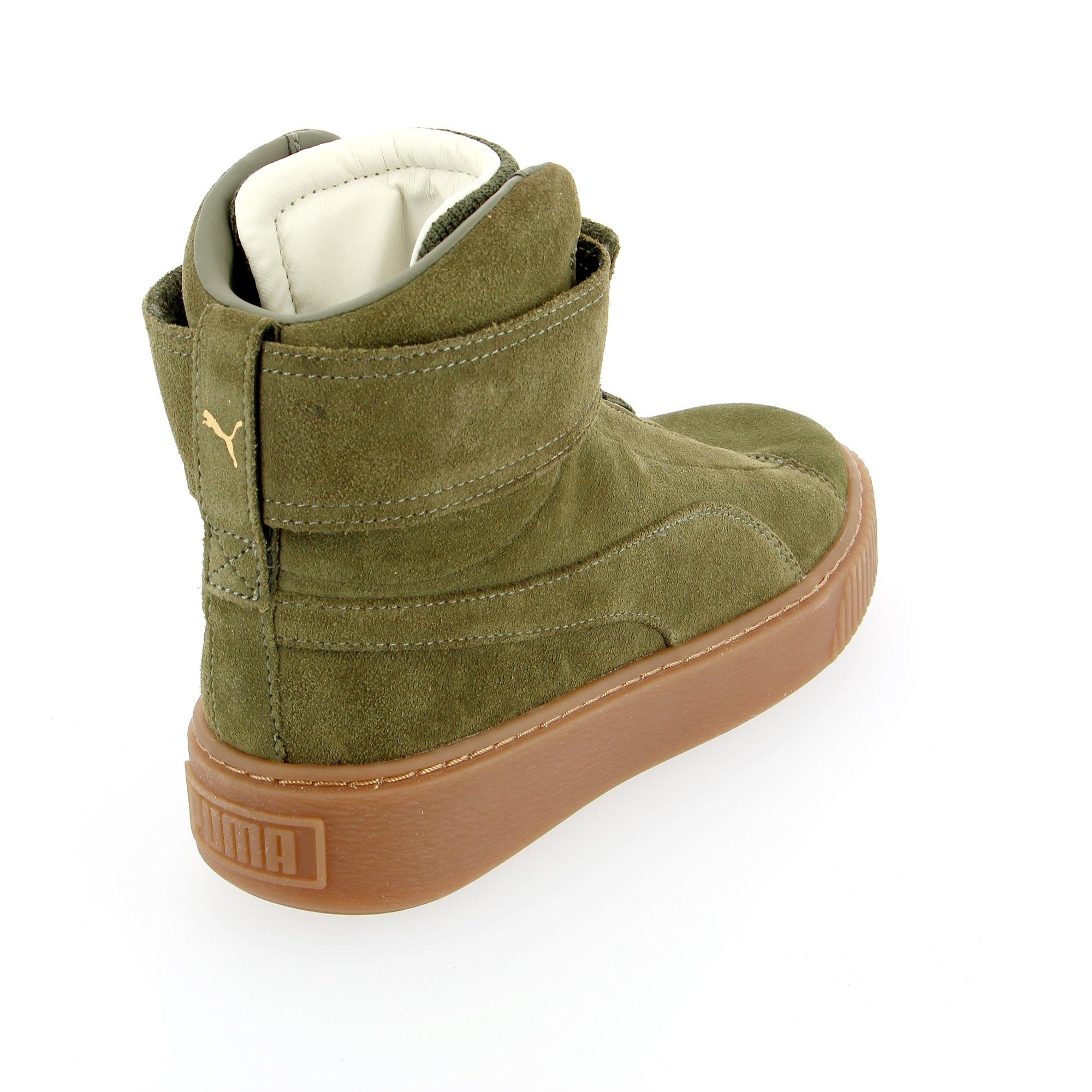 Puma Bottinen kaki