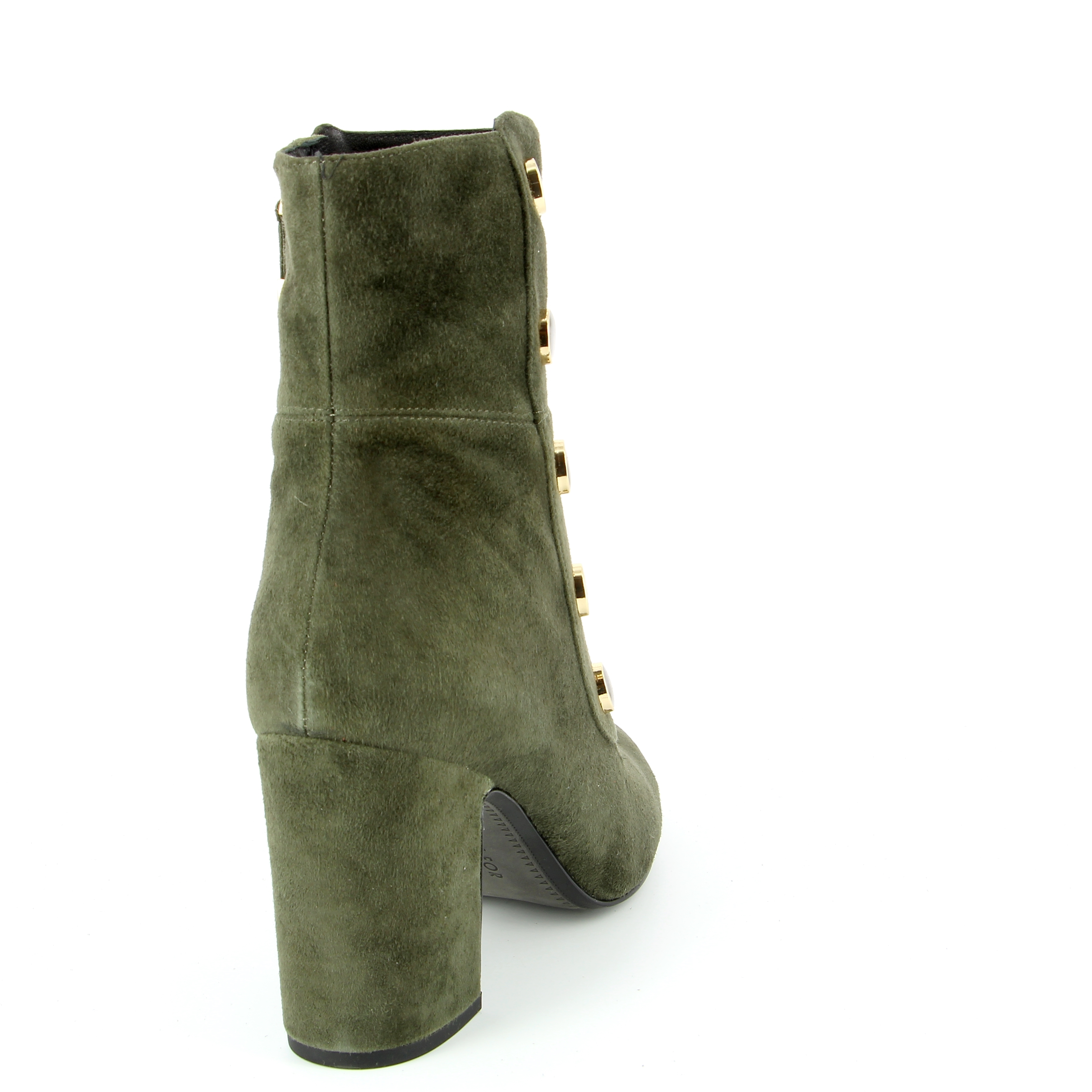 What For Boots kaki