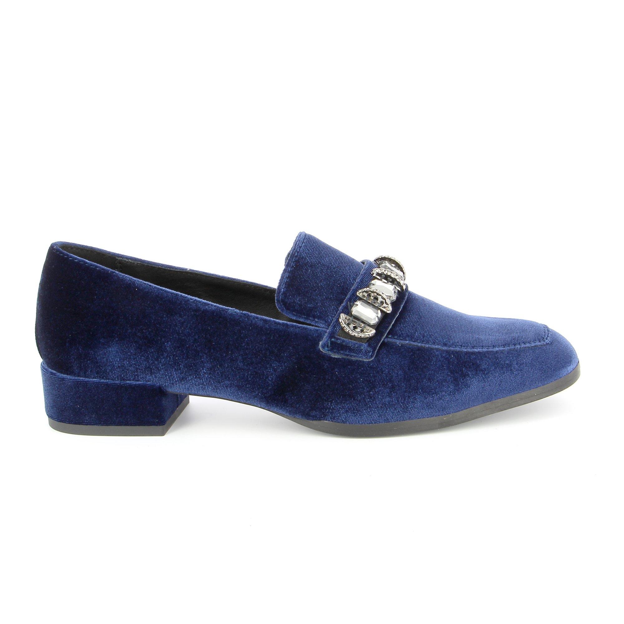 Tosca Blu Moccassins bleu