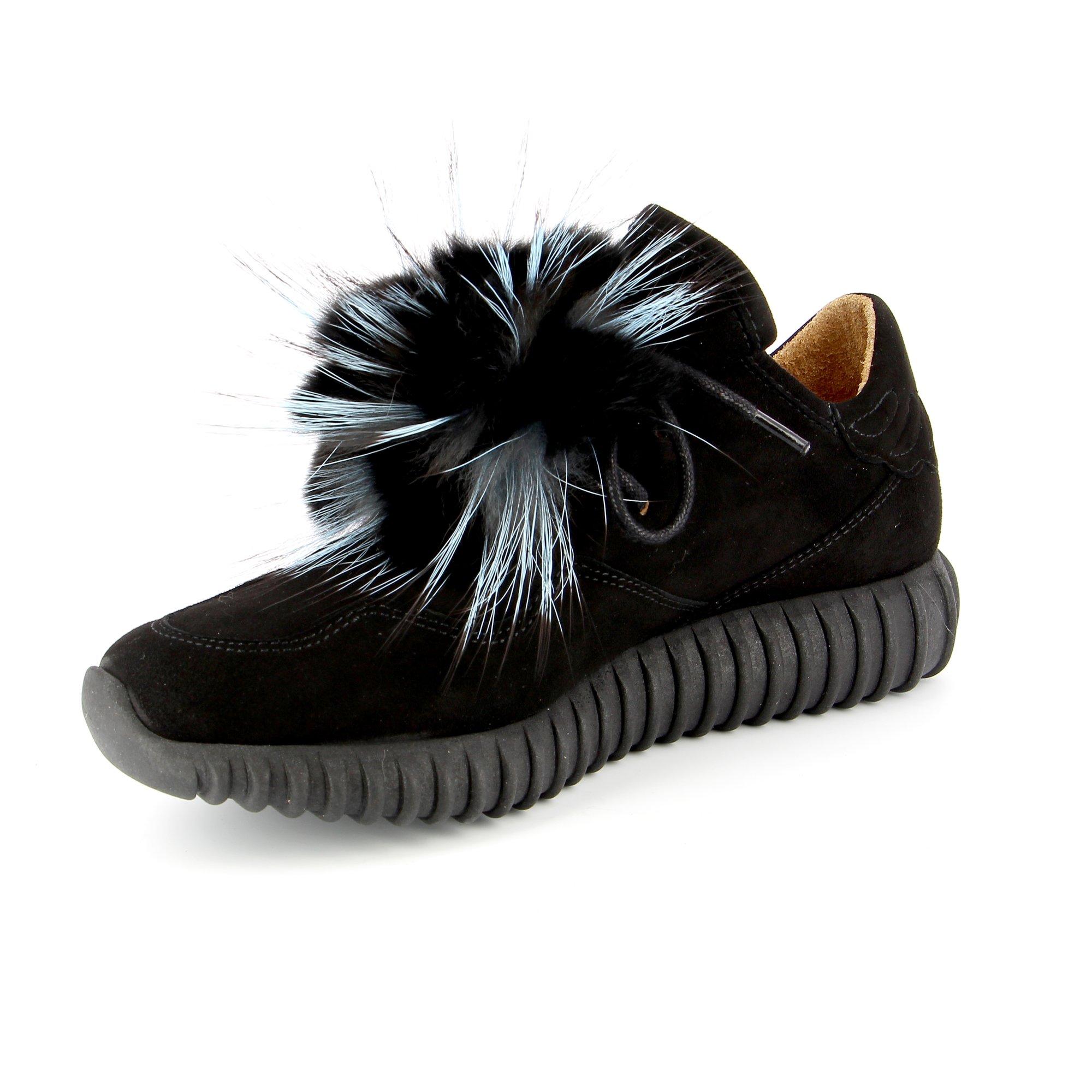 Svnty Veterschoenen zwart