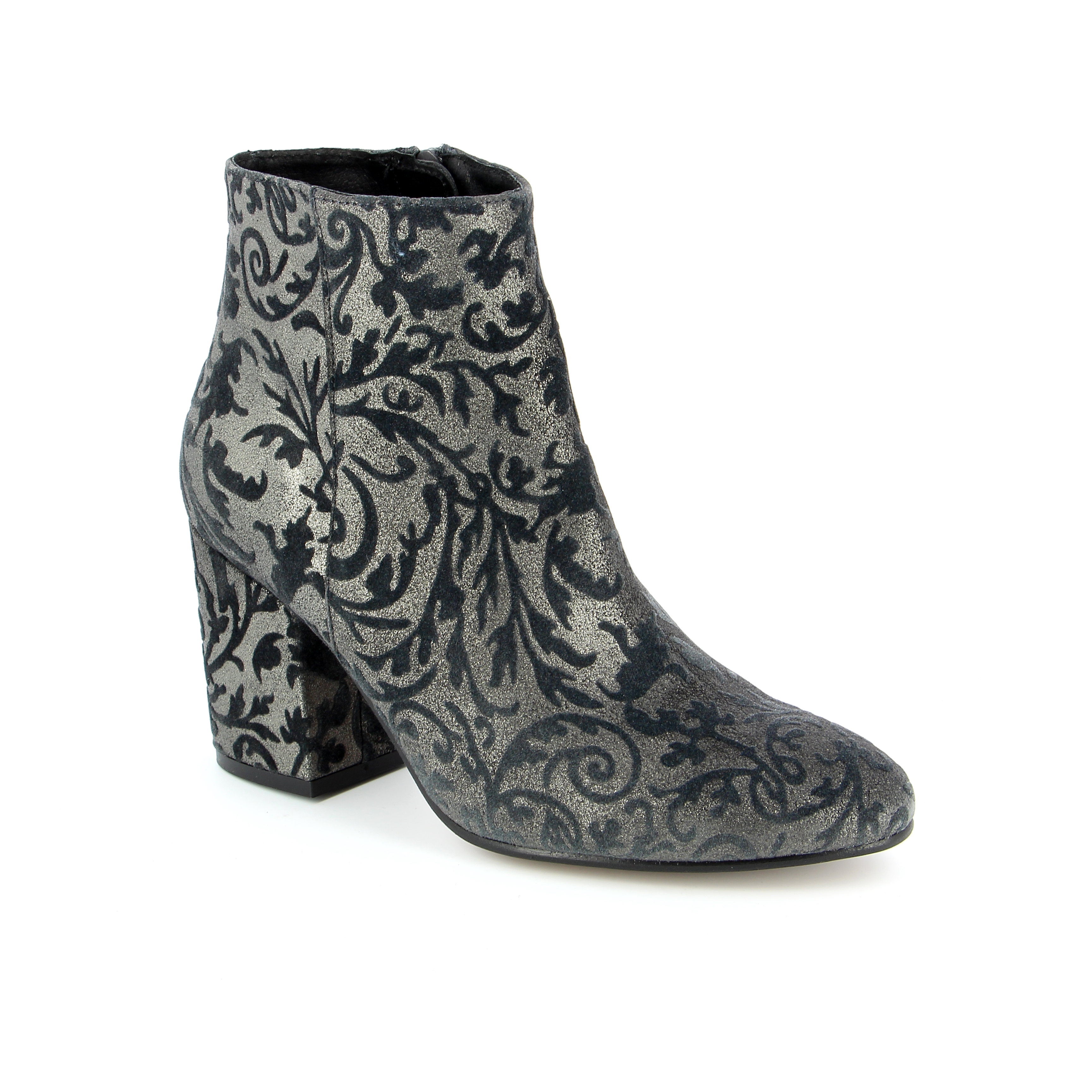 Catwalk Boots argent