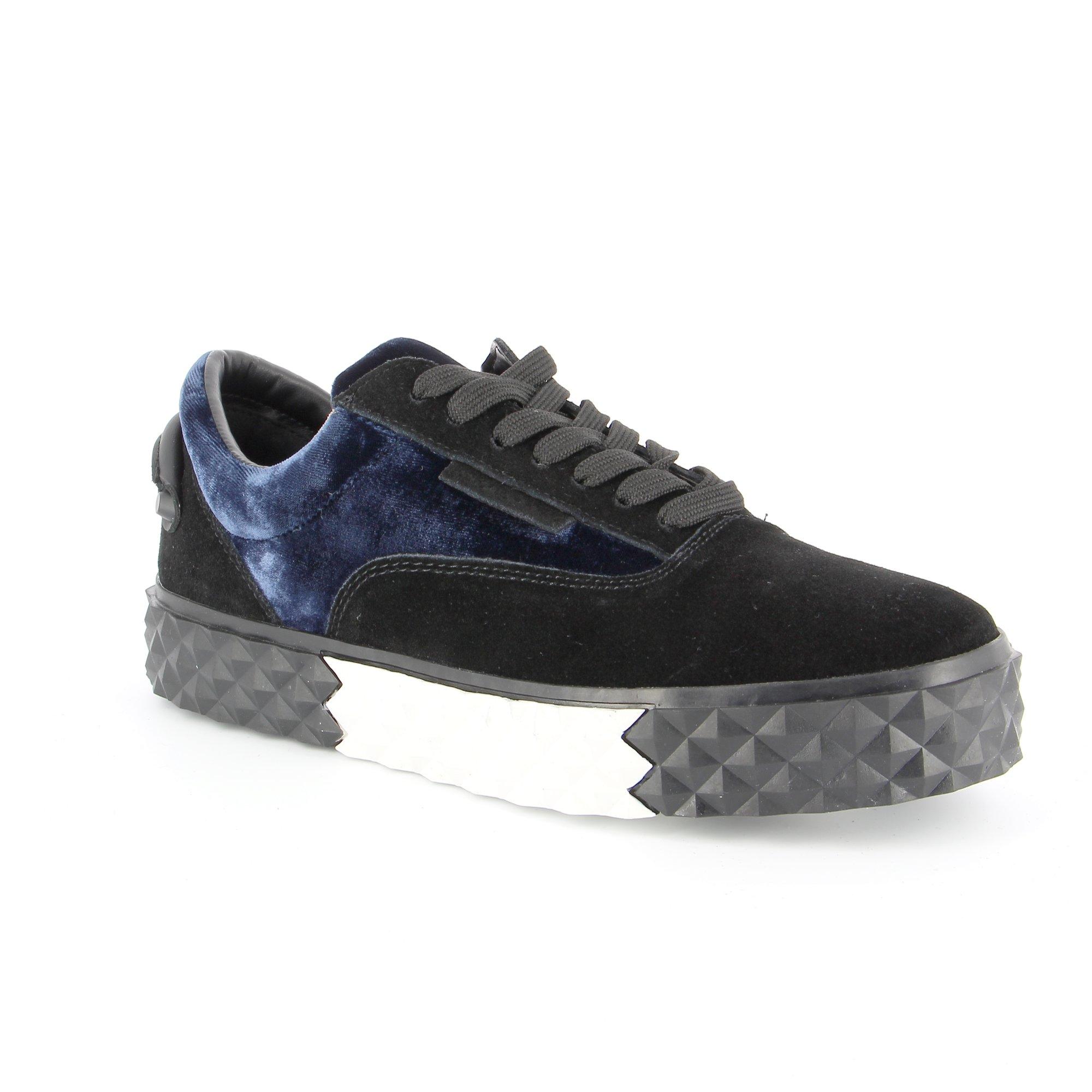 Kendal+kylie Sneakers zwart