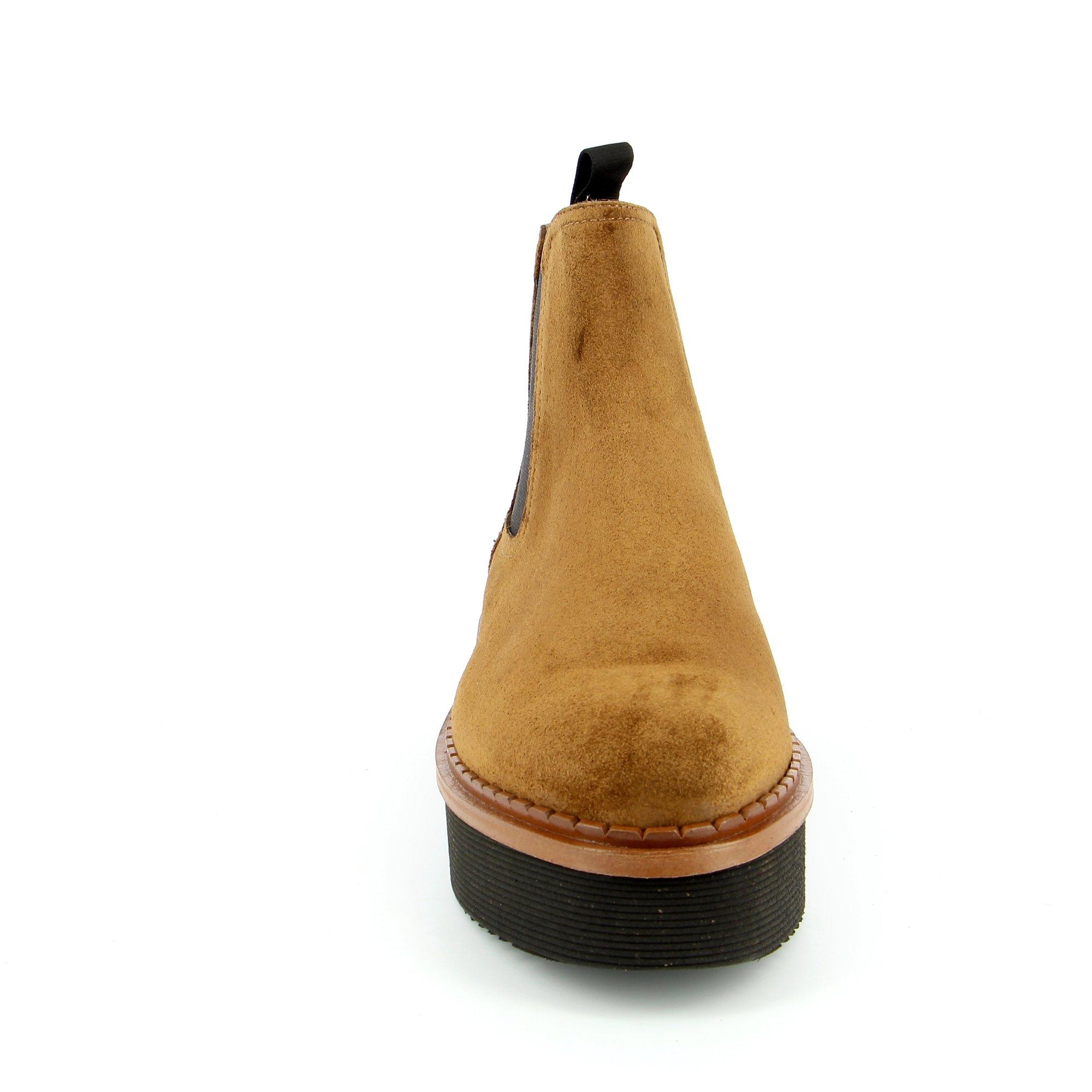 Triver Flight Boots cognac
