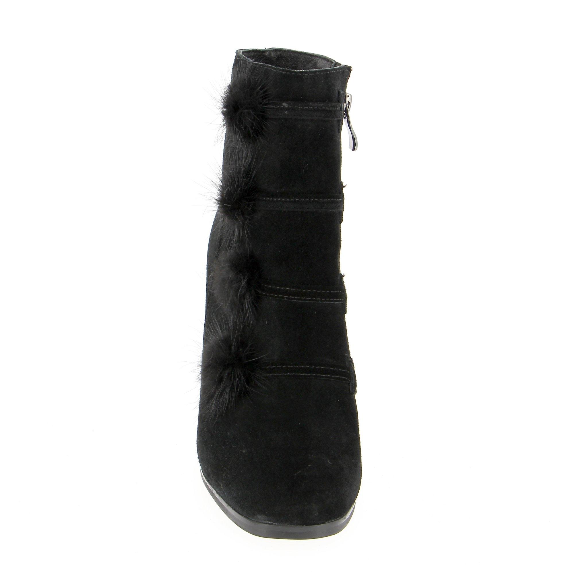 Alma En Pena Boots noir