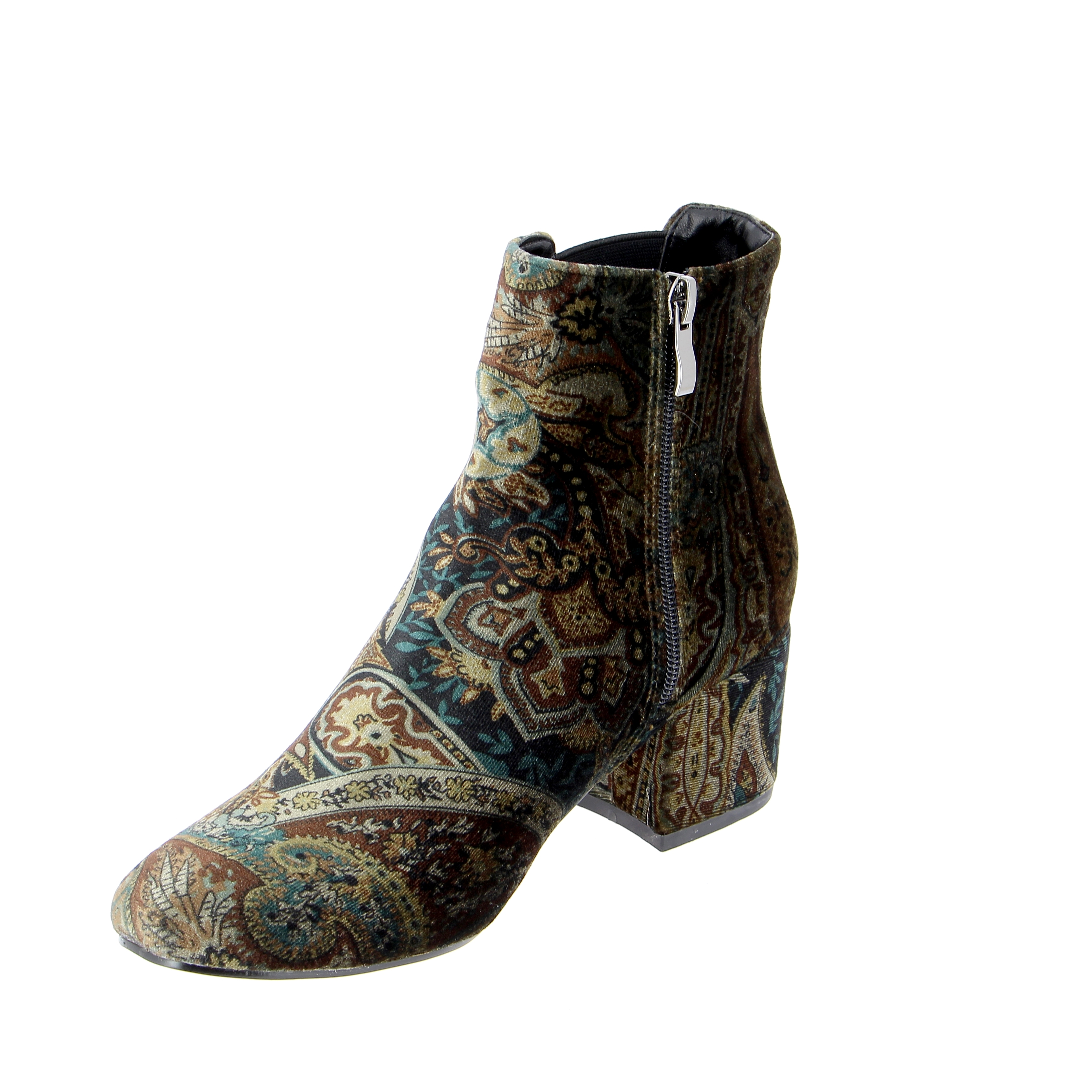 Alma En Pena Boots groen