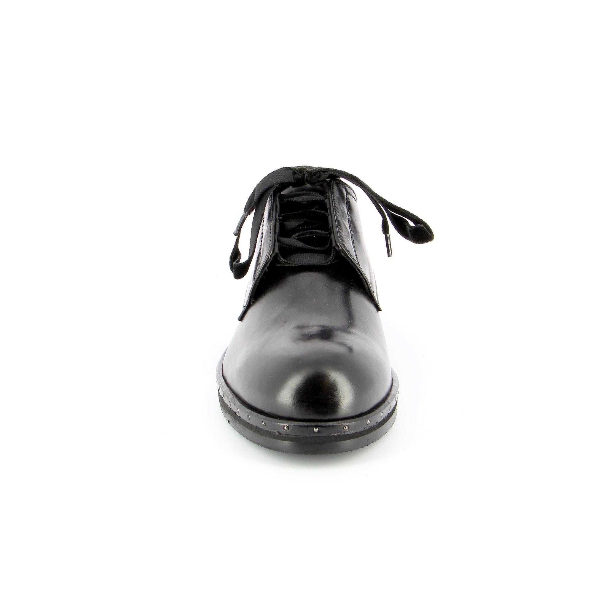 Maripe Veterschoenen zwart