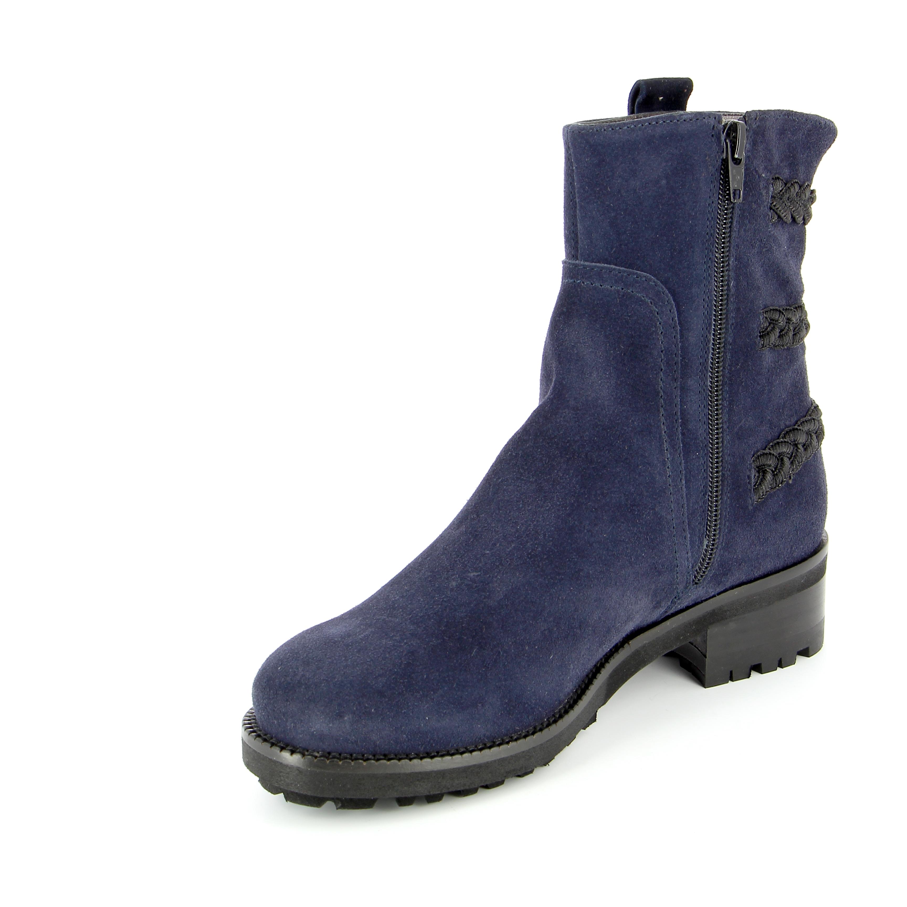 Maripe Boots bleu