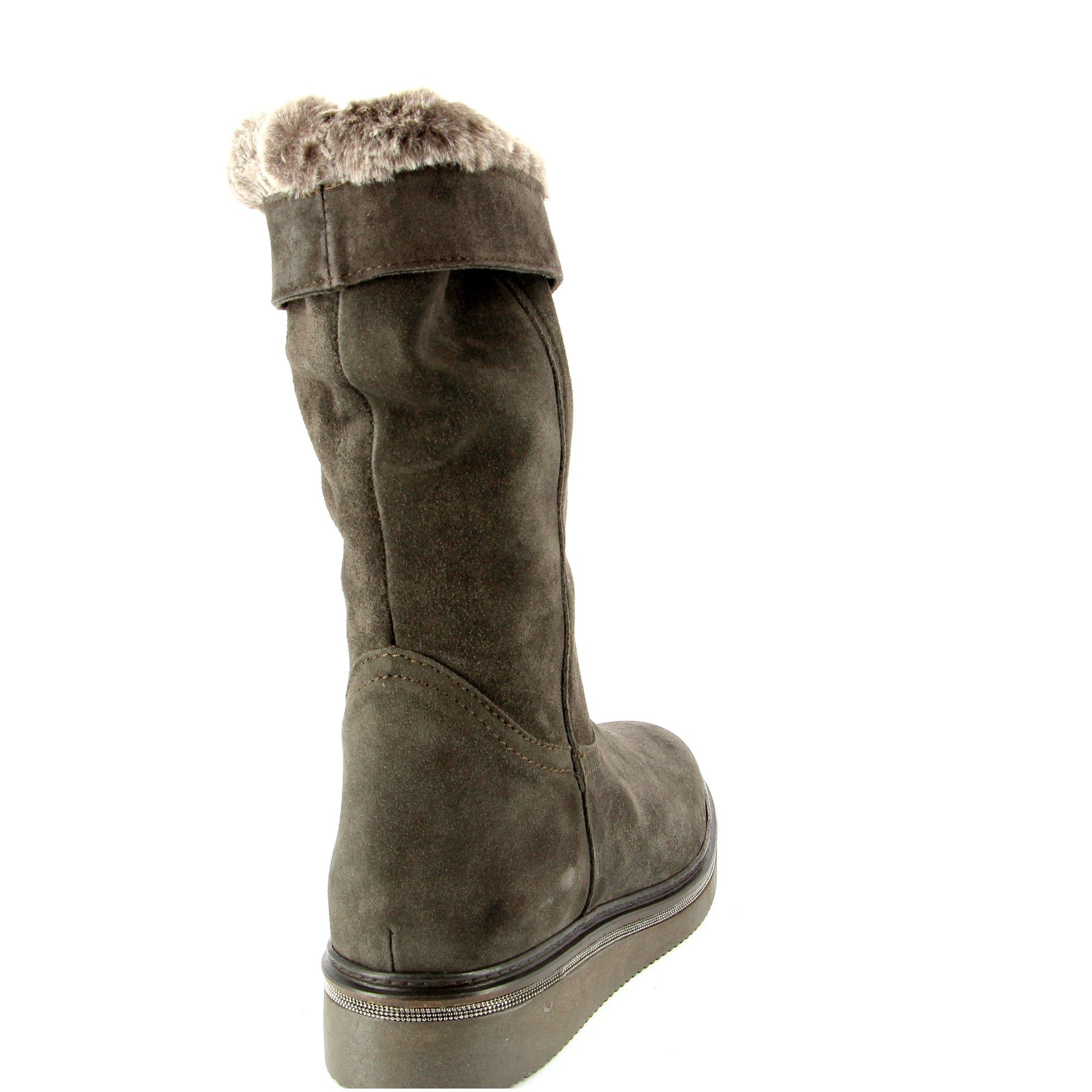 Alpe Boots grijs