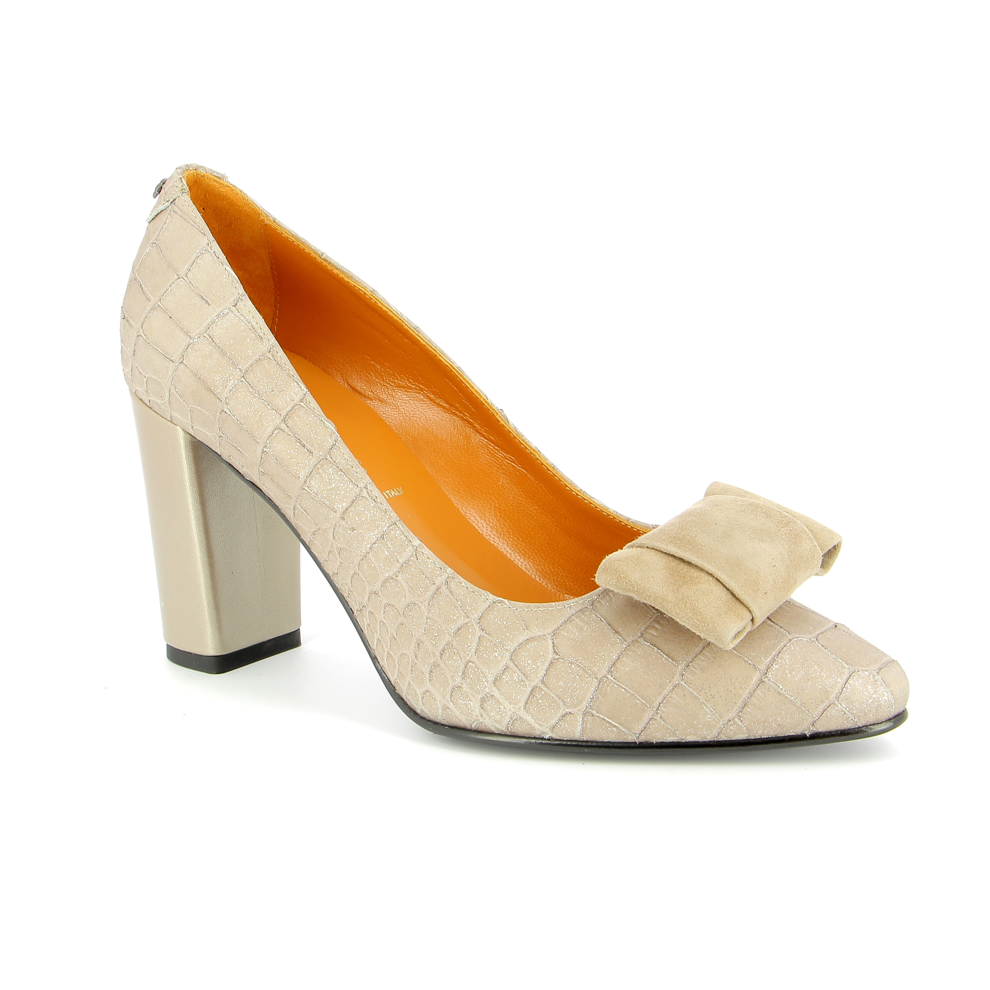 Voltan Pumps beige