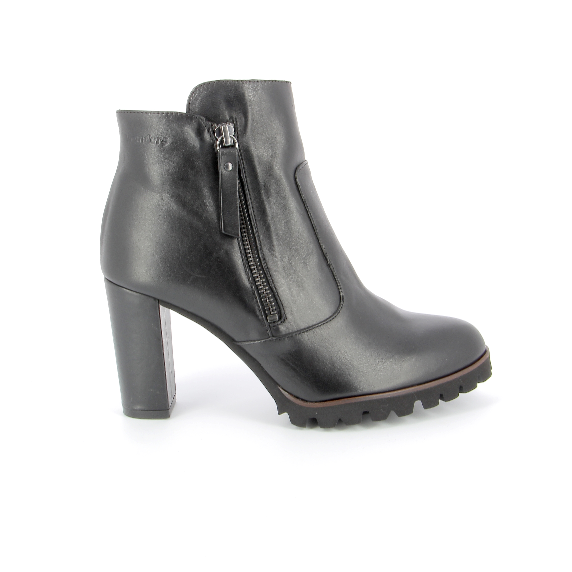 Wonder Boots noir
