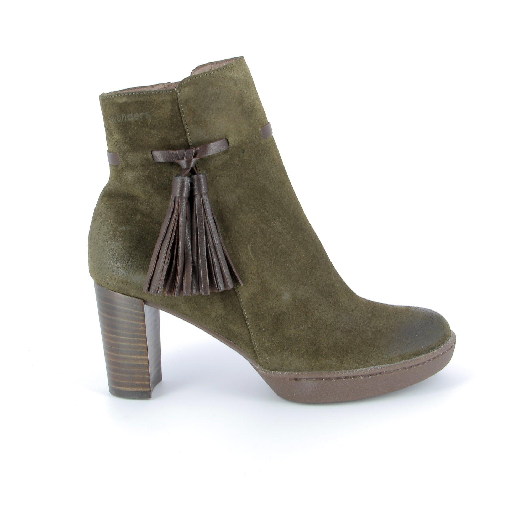 Wonder Boots kaki