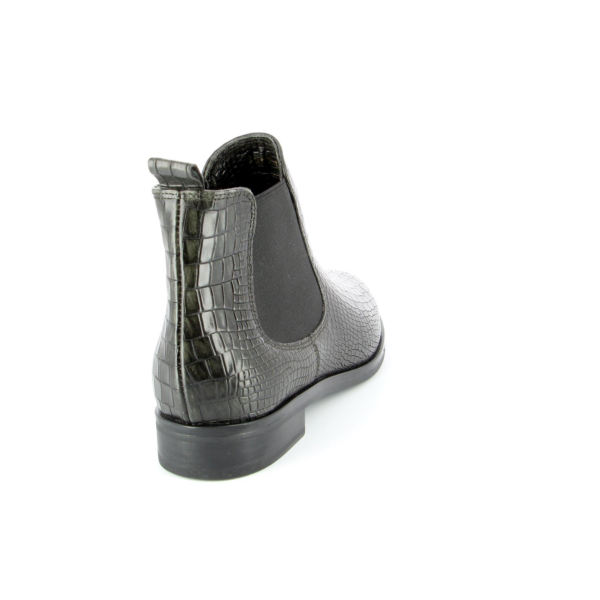 Di Lauro Boots groen