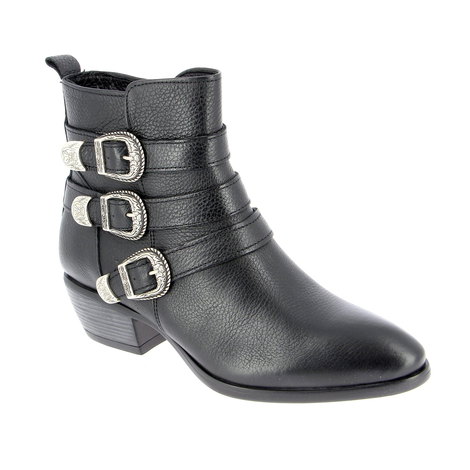 Cunha & Freitas Boots zwart