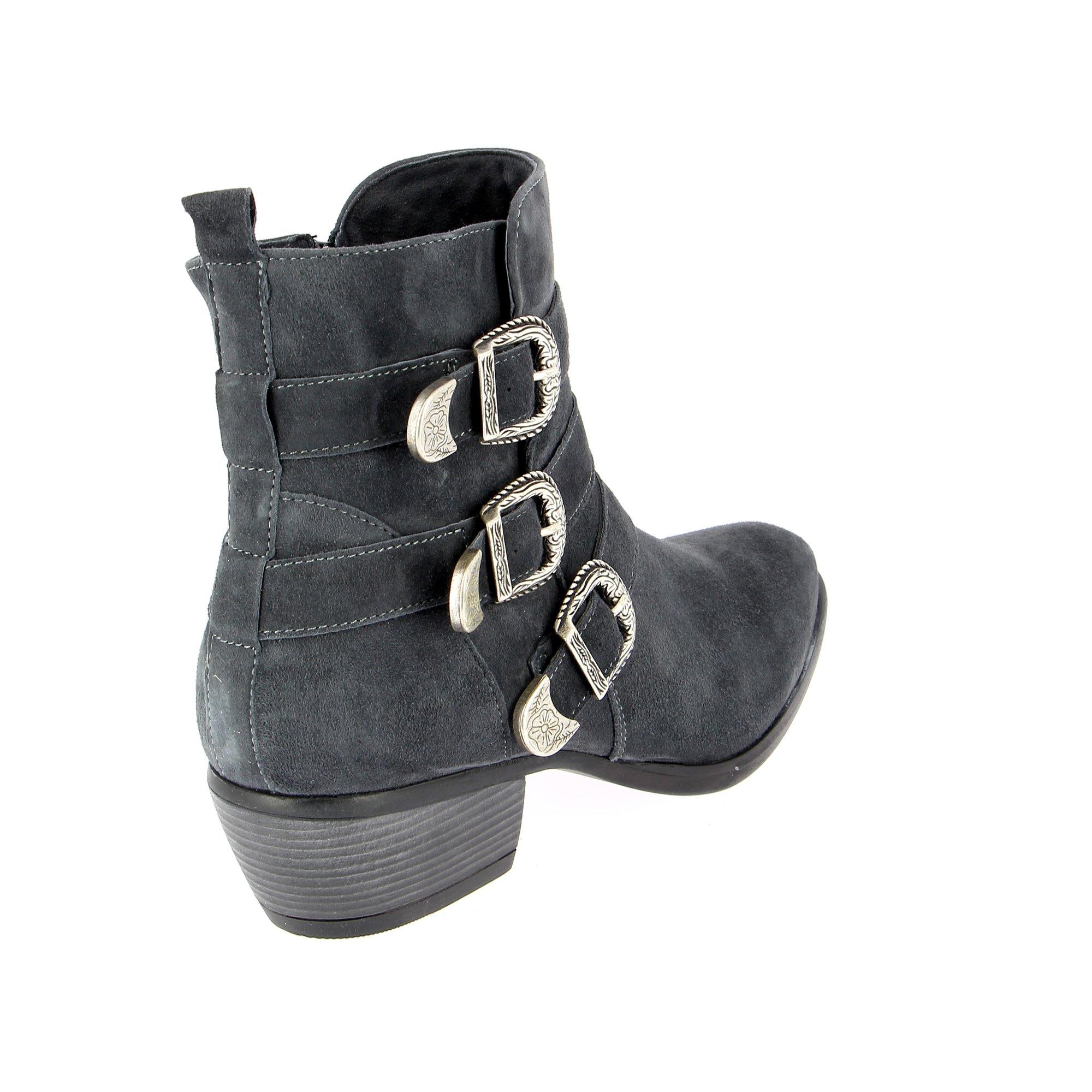 Cunha & Freitas Boots grijs