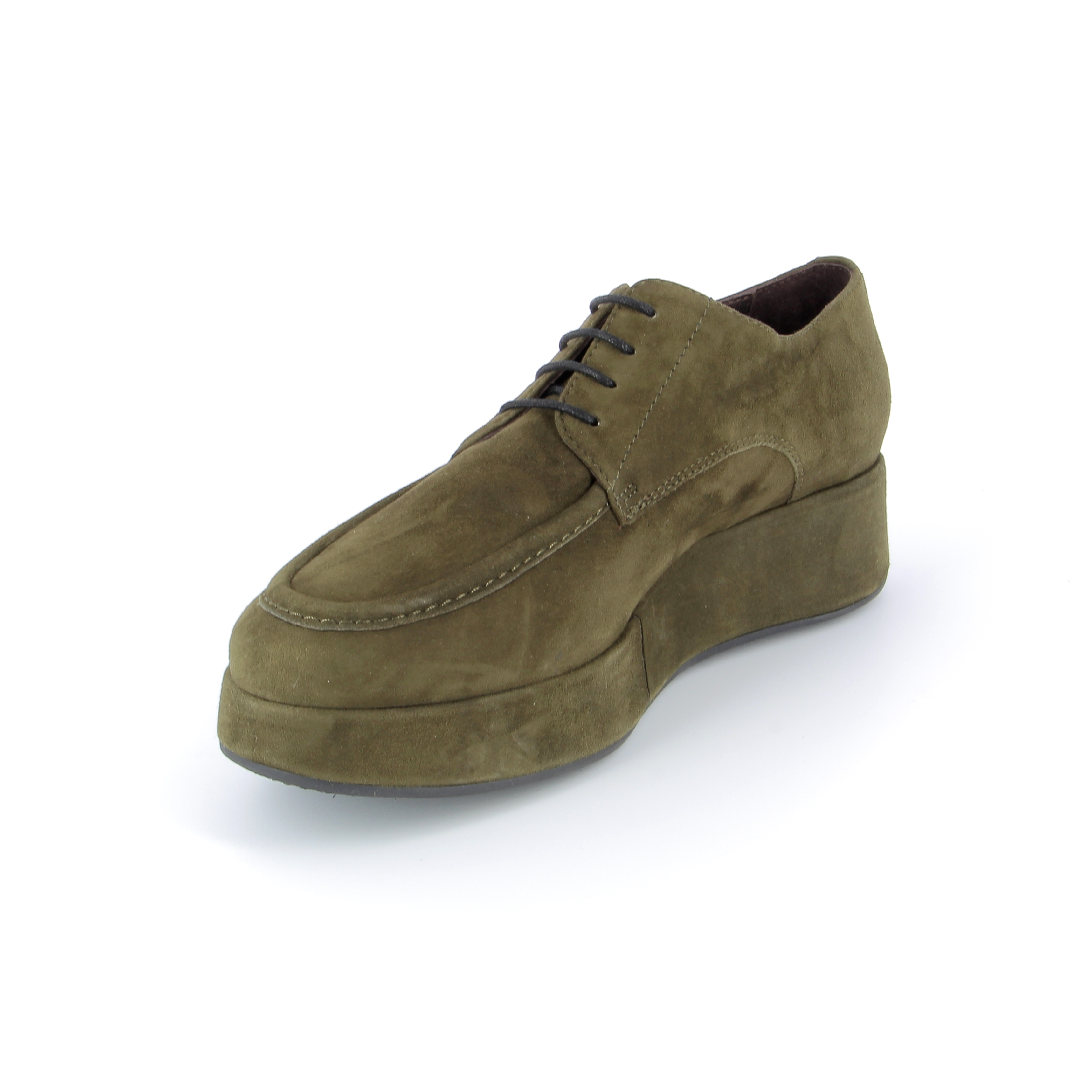 Fashion Moda Veterschoenen kaki