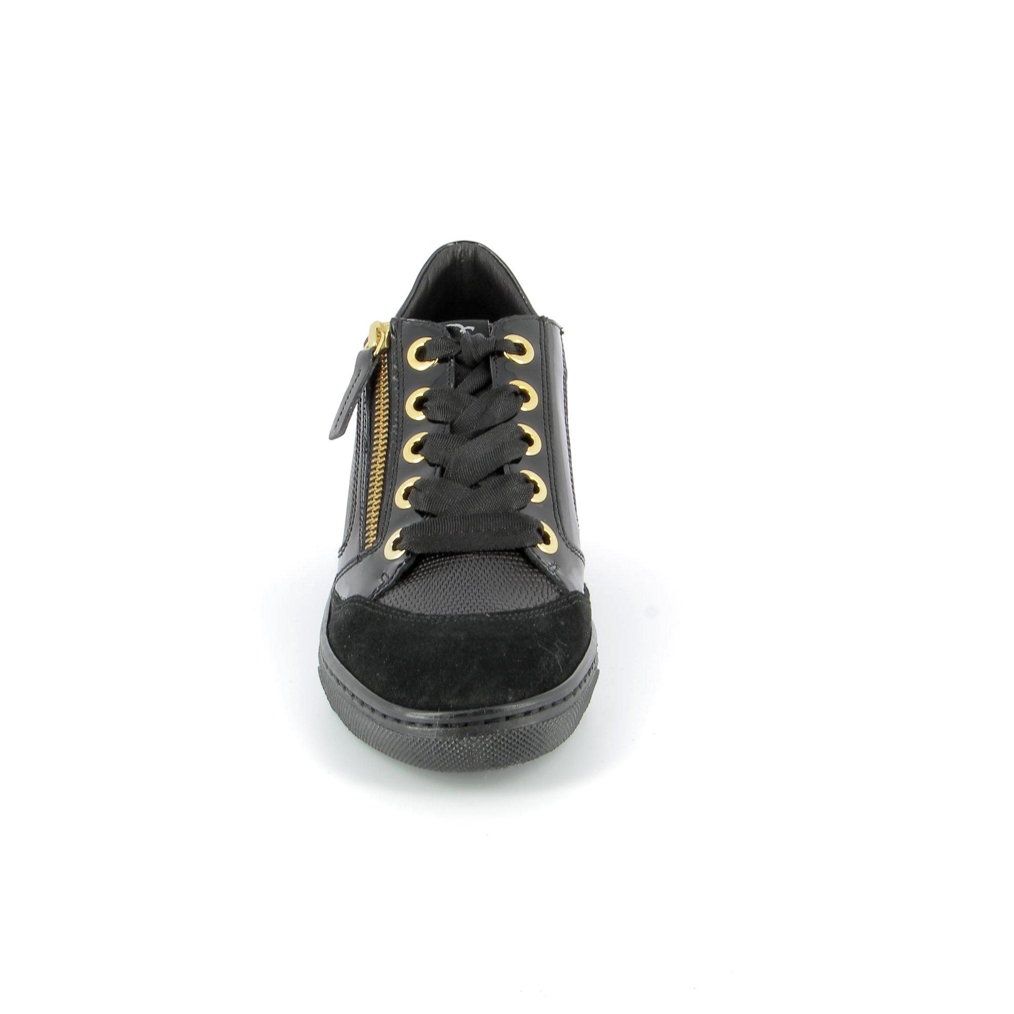 Dlsport Veterschoenen zwart