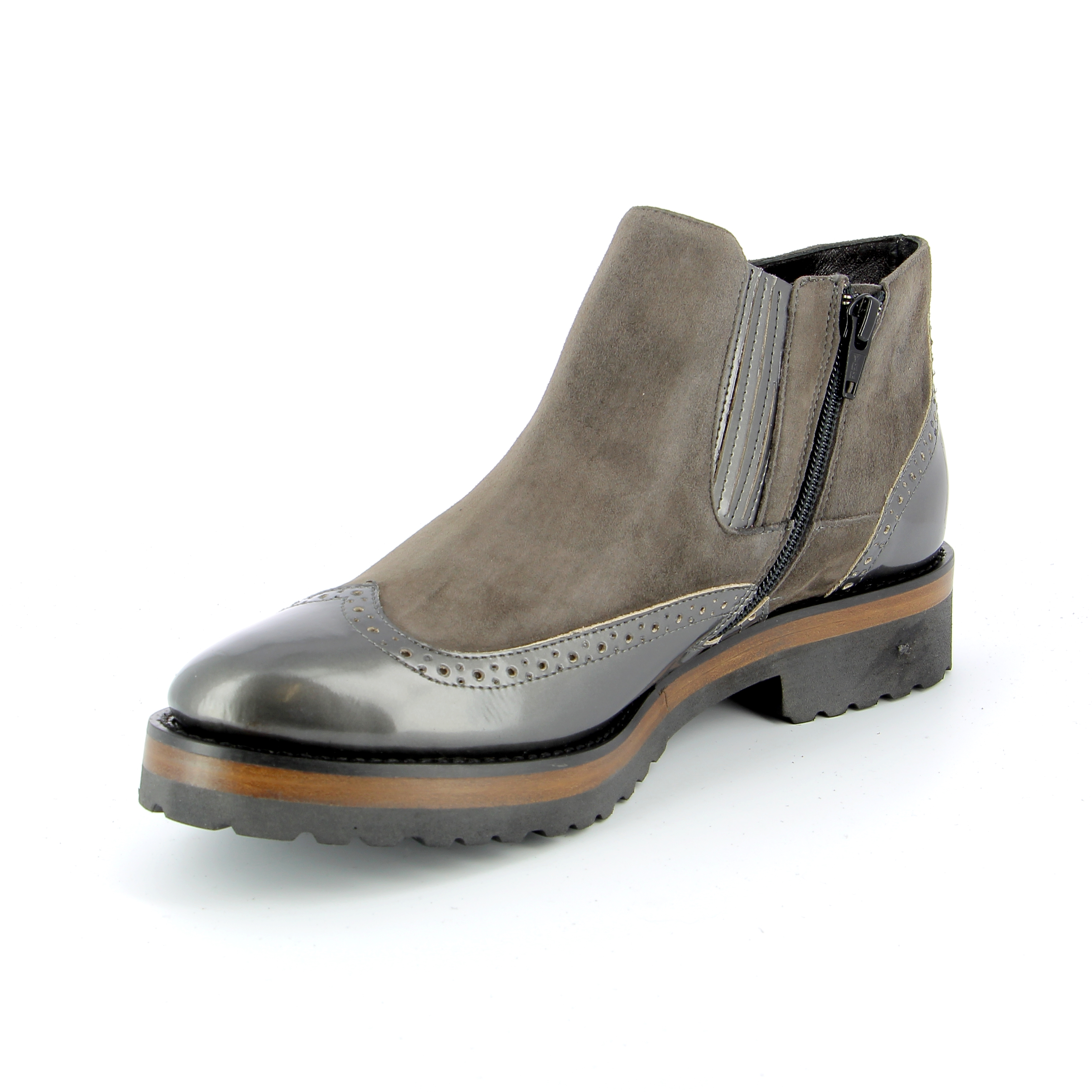 Luca Grossi Boots taupe