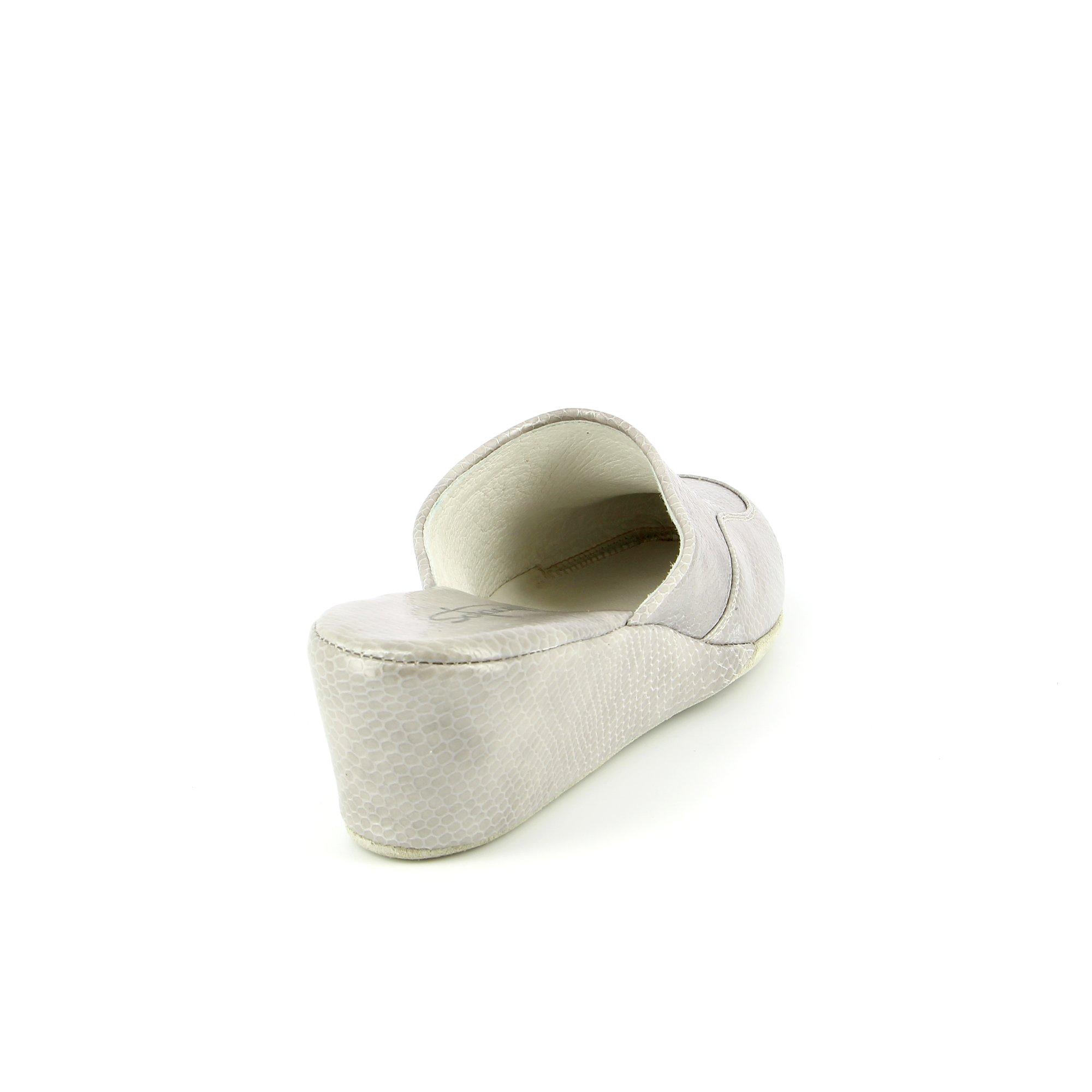 Sofacq Pantoufles beige