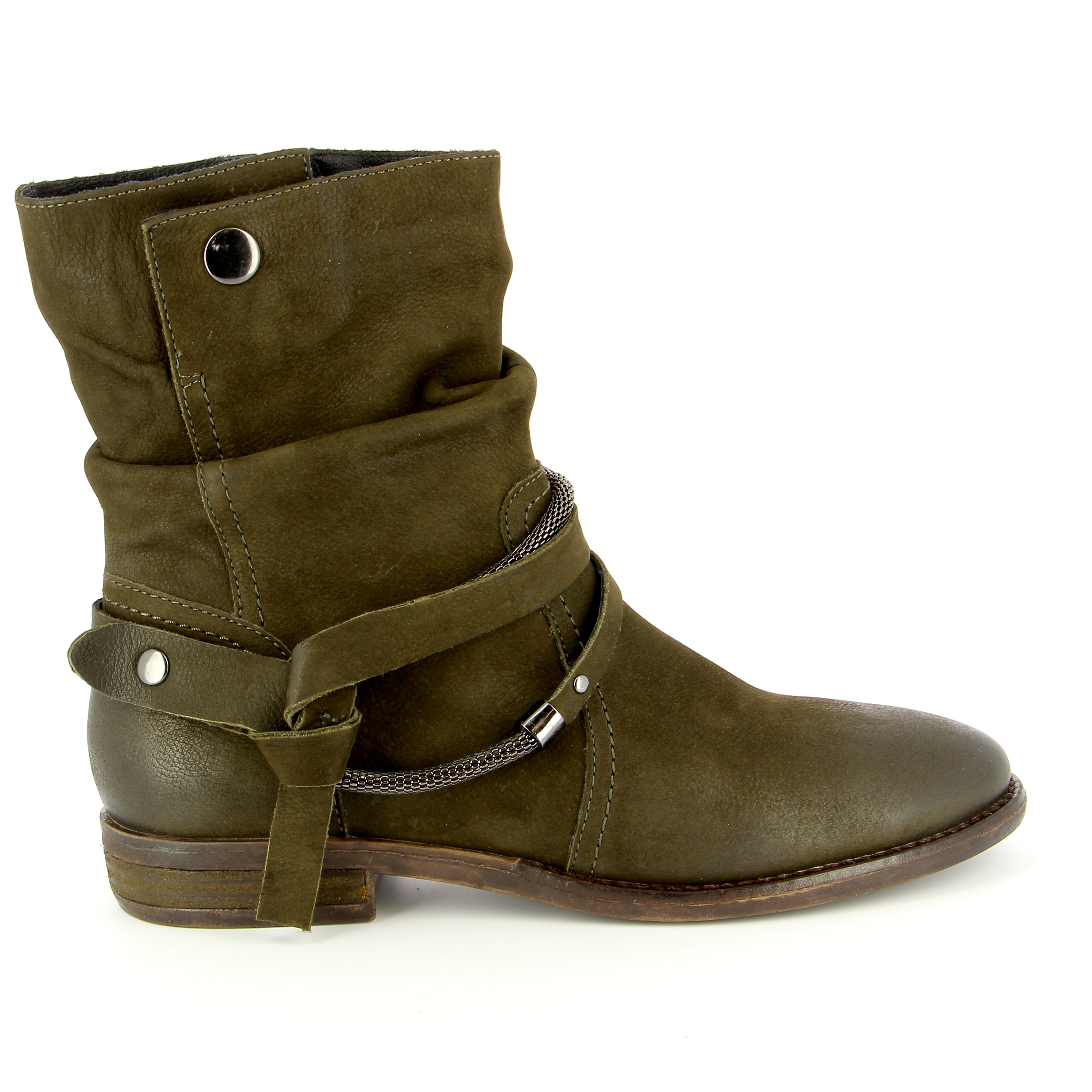 Spm Boots kaki