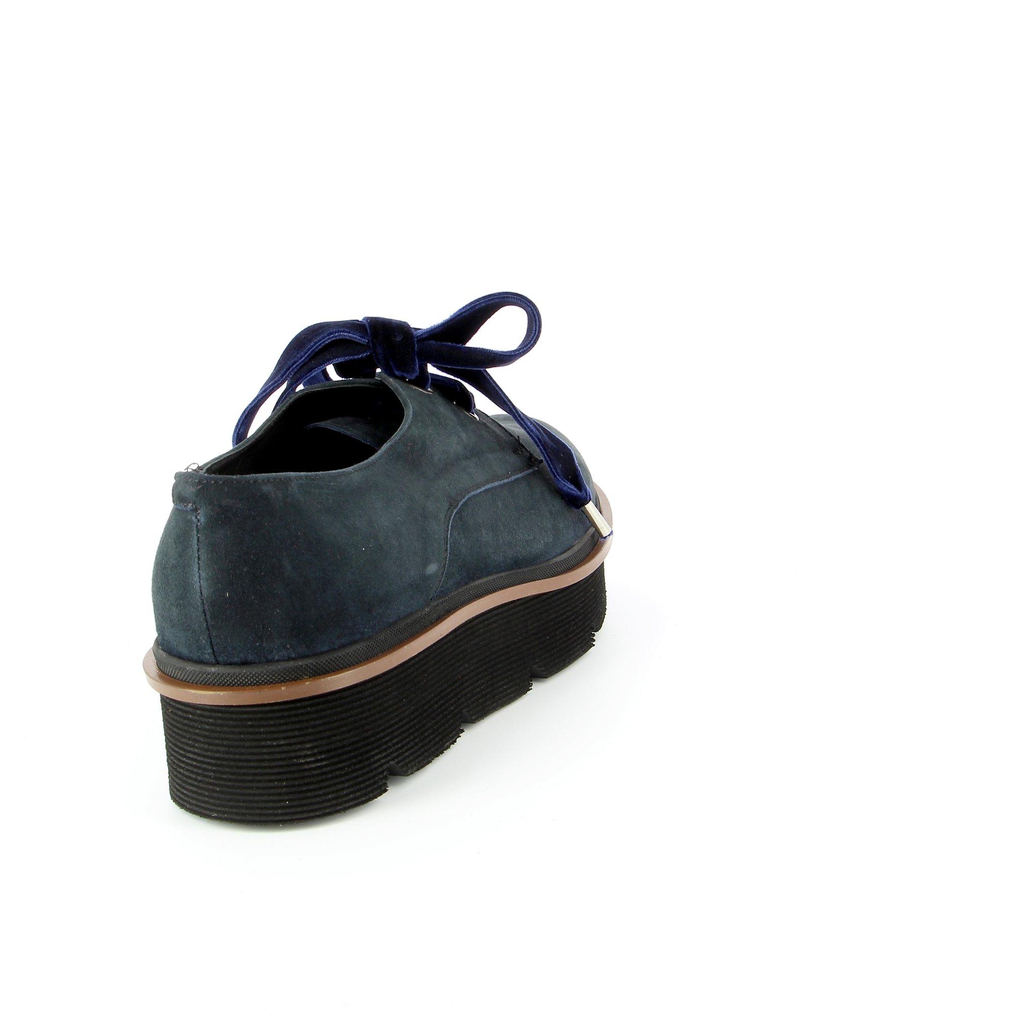 Cypres Veterschoenen blauw