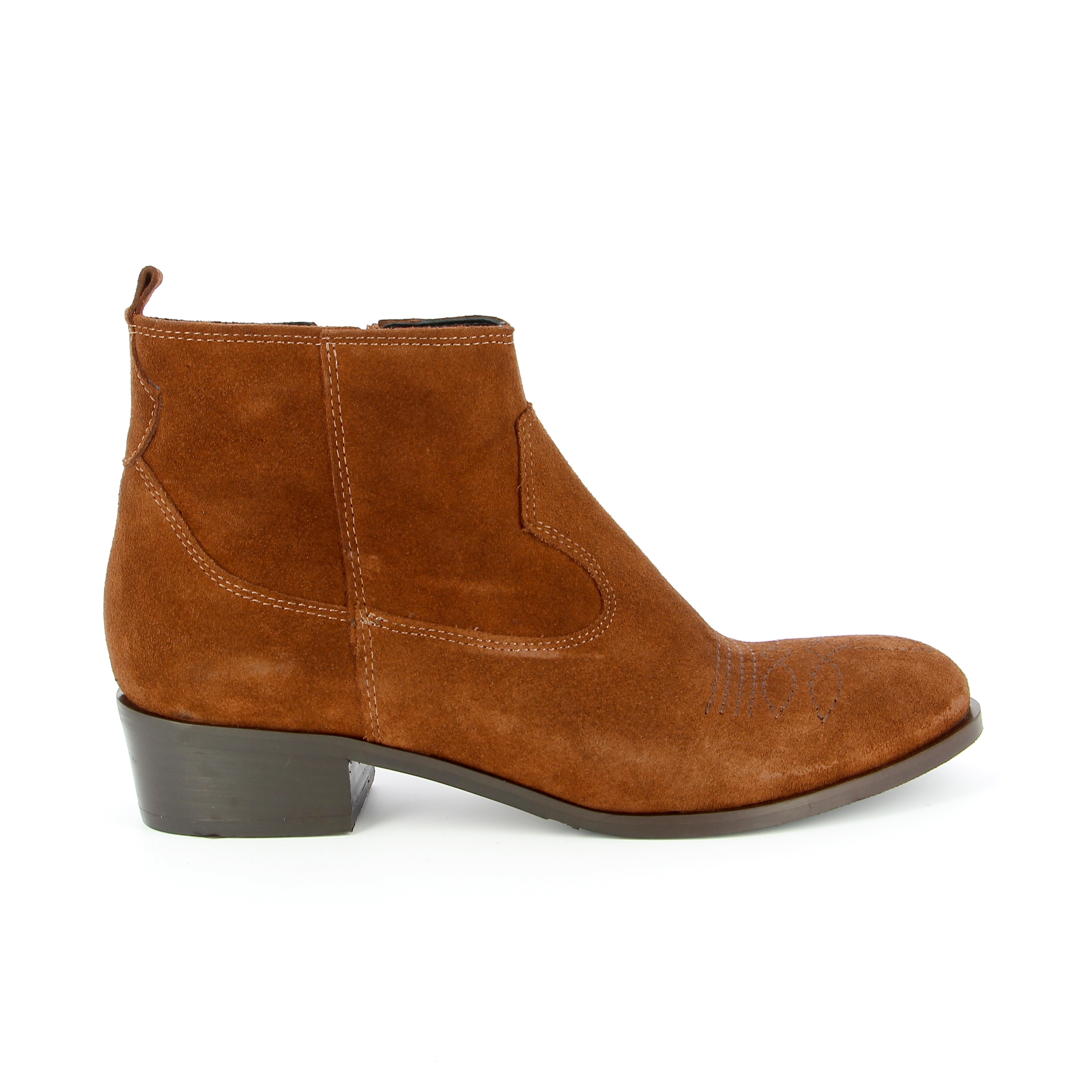 Cypres Boots rouille