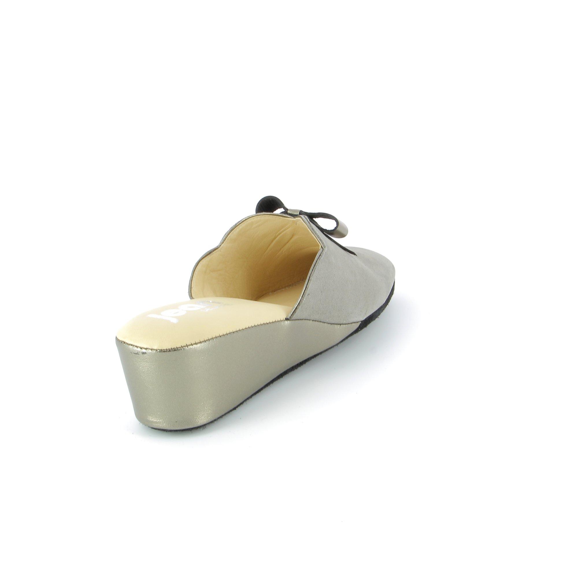 Delaere Pantoffels beige