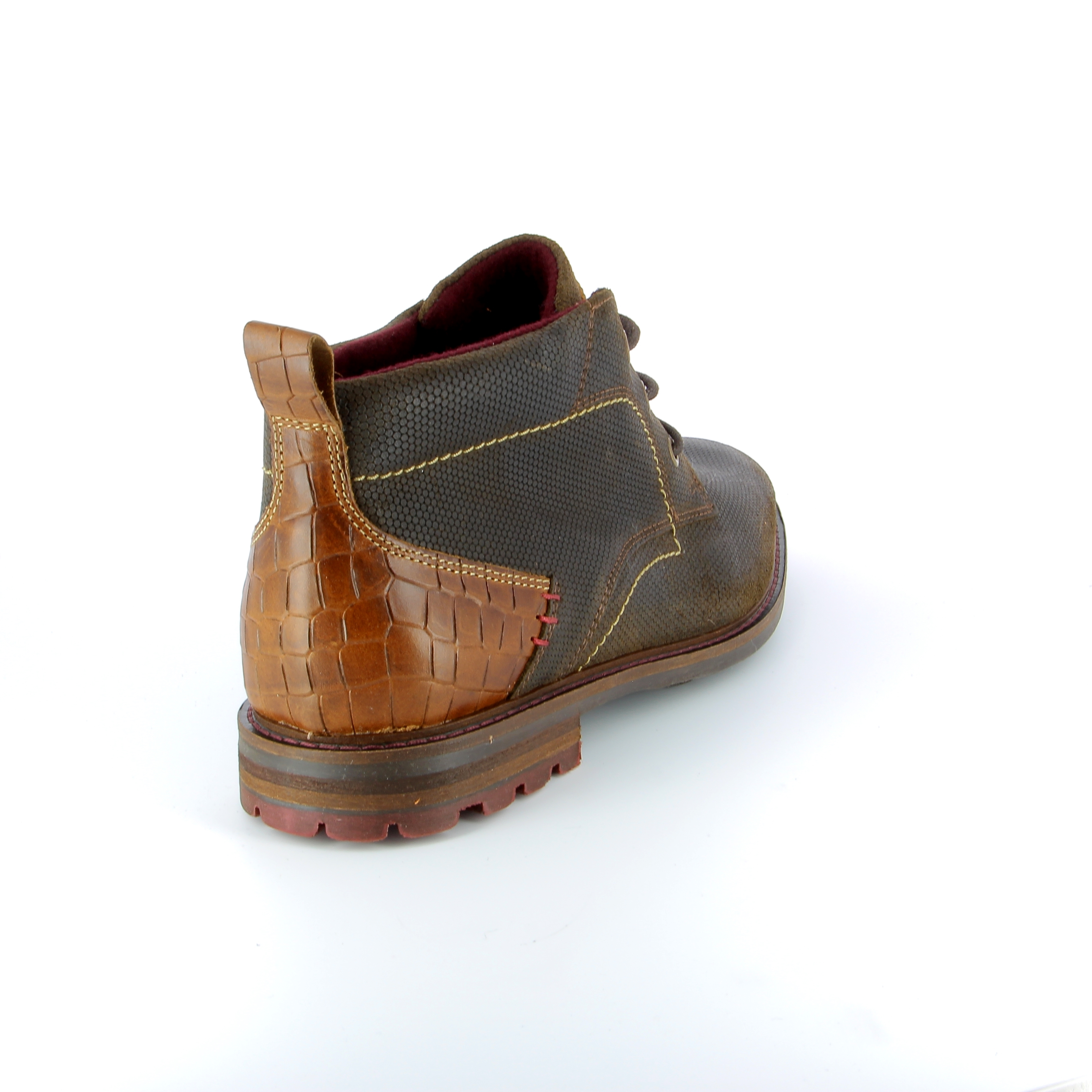 Cypres Bottines brun
