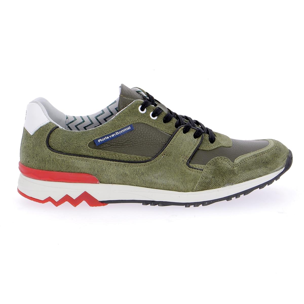 Floris Van Bommel Sneakers kaki