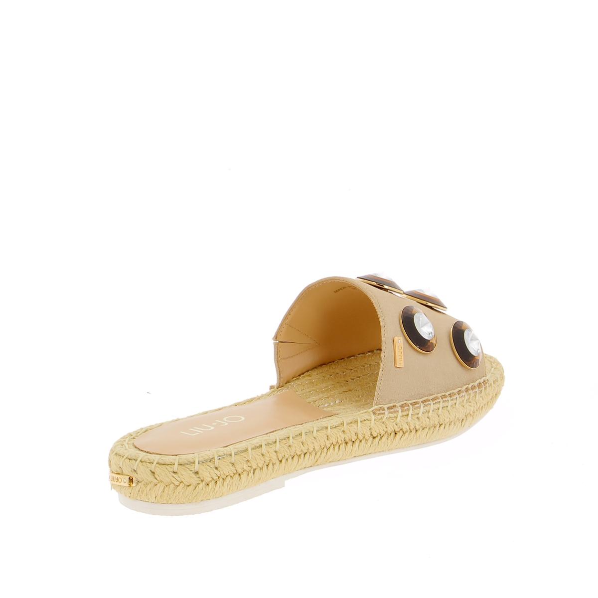 Liu Jo Muiltjes - slippers beige