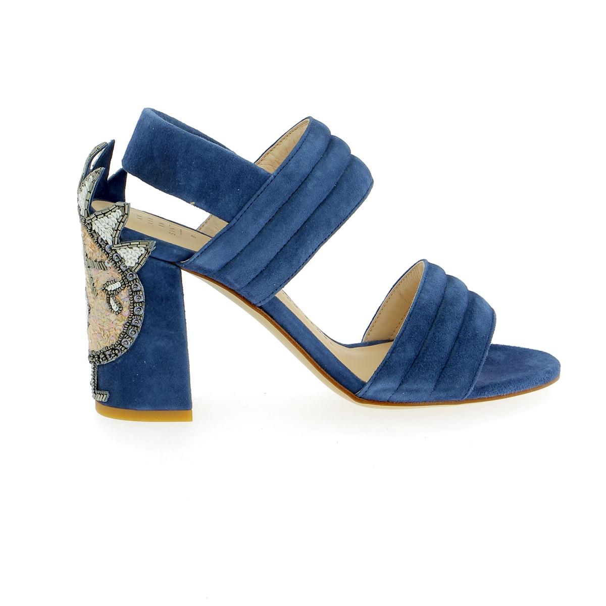 Svnty Sandales bleu