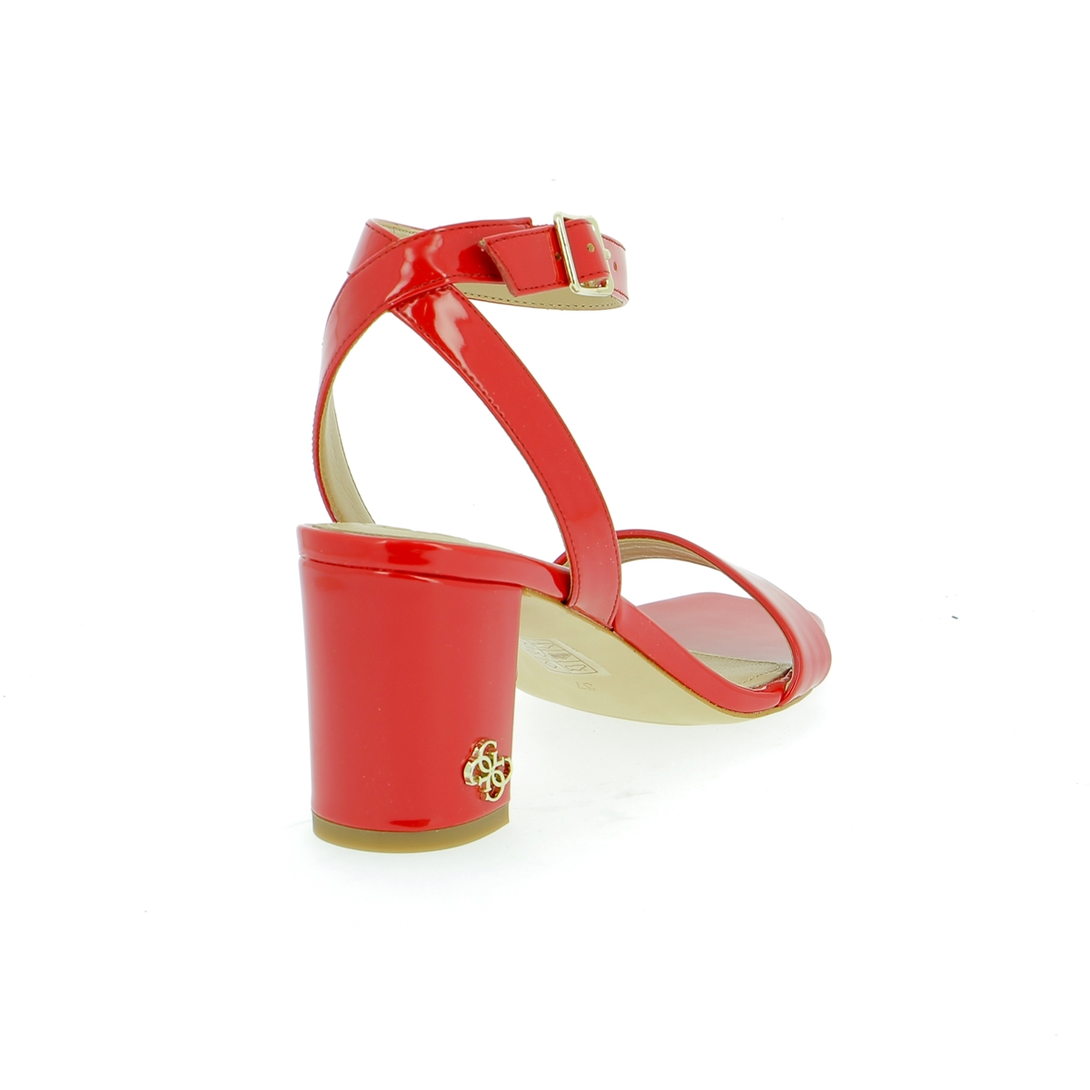 Guess Sandalen rood