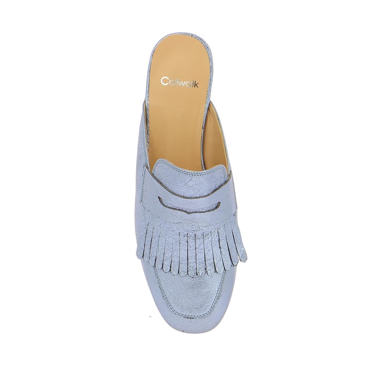 Catwalk Muiltjes - slippers blauw