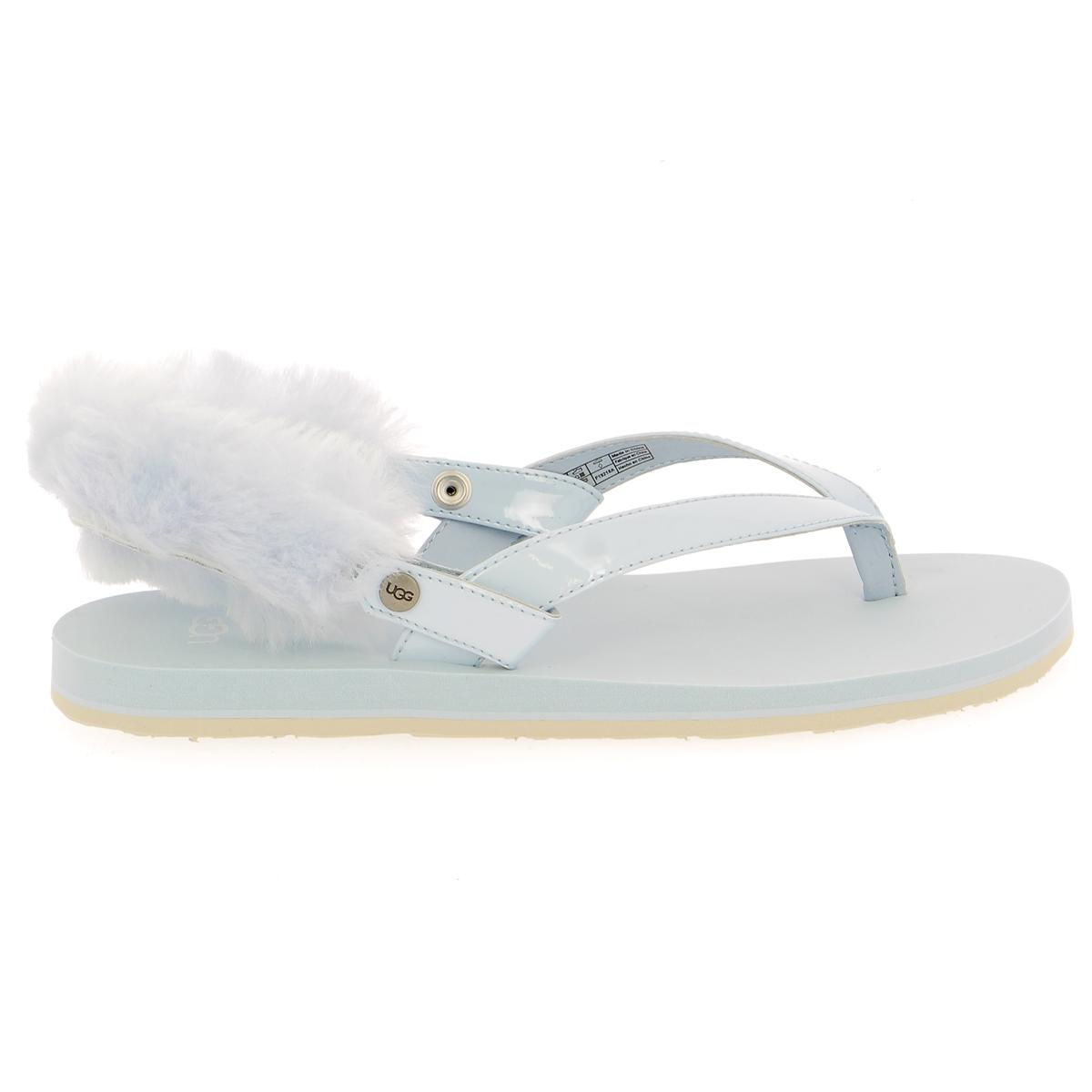 Ugg Muiltjes - slippers hemelsblauw