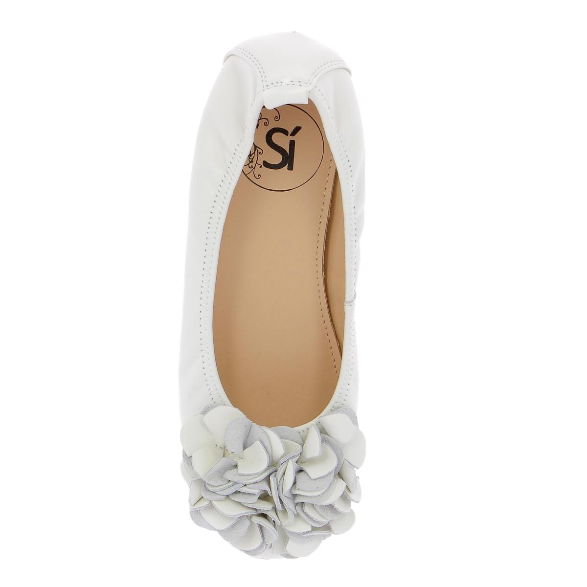 Cypres Ballerinas wit