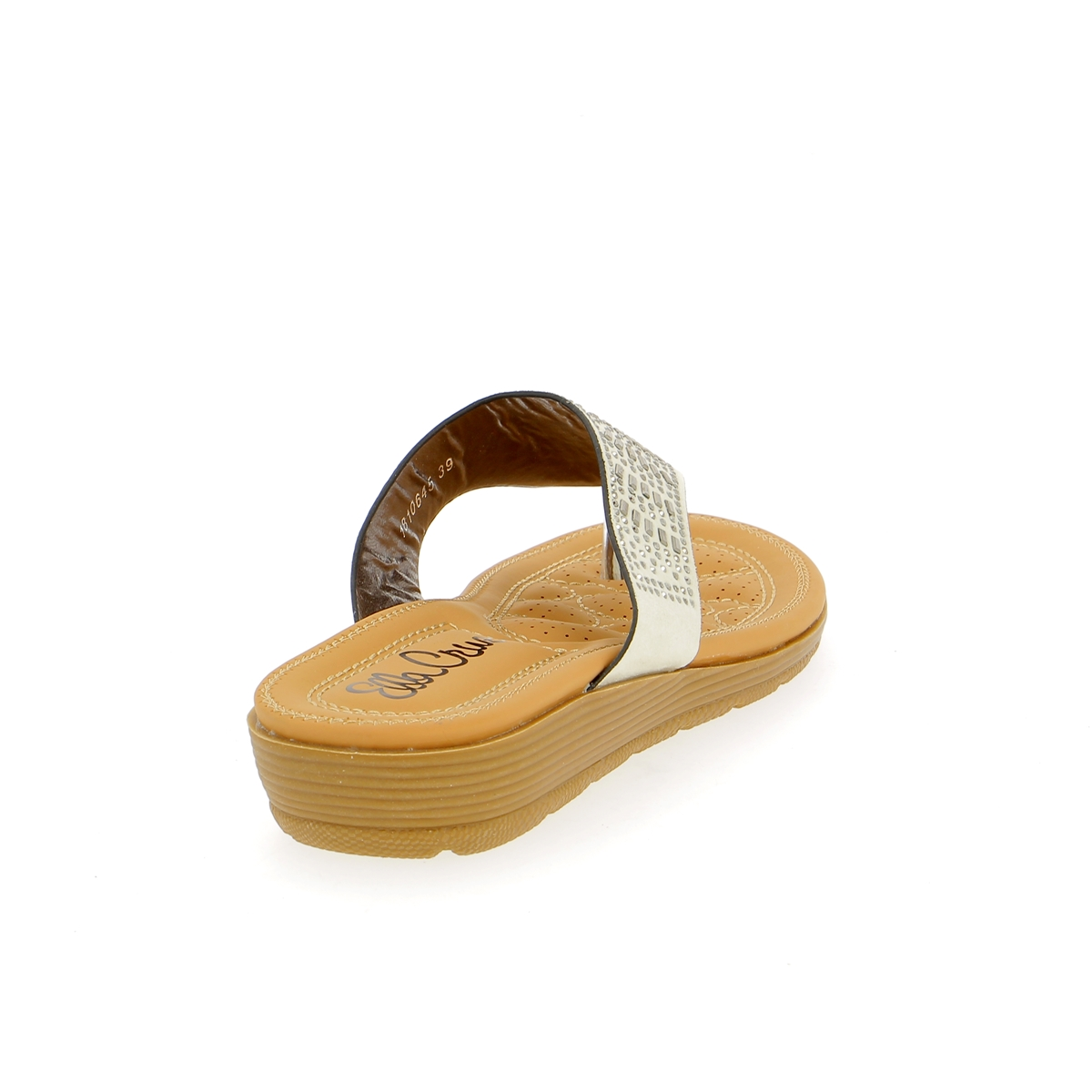Cypres Muiltjes - slippers beige
