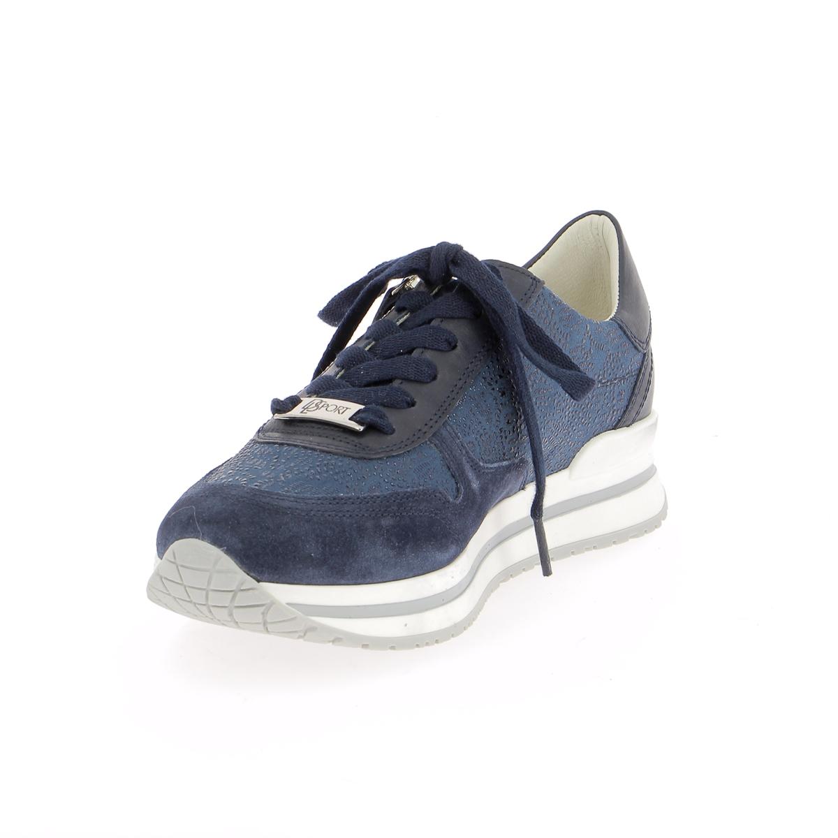 Dlsport Sneakers blauw