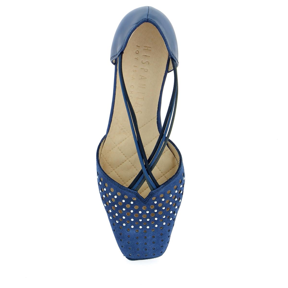 Hispanitas Sandales bleu