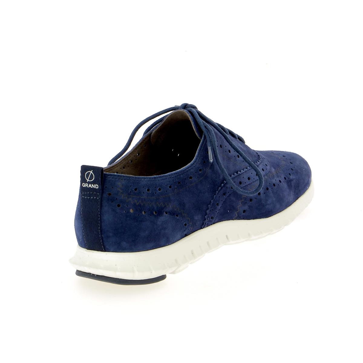 Cole Haan Veterschoenen blauw