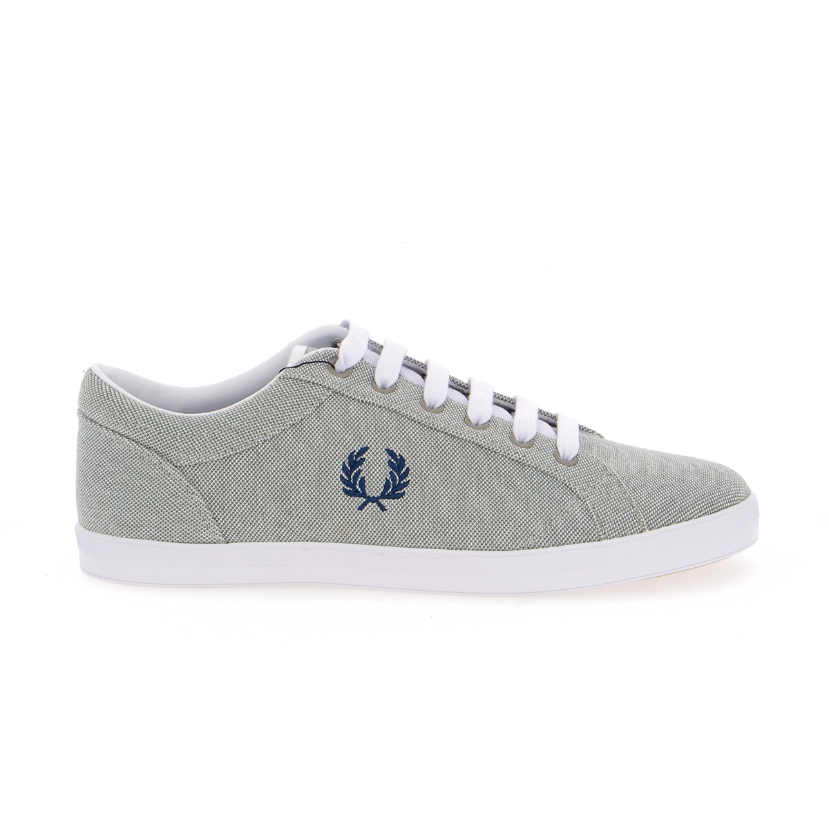 Fred Perry Sneakers grijs