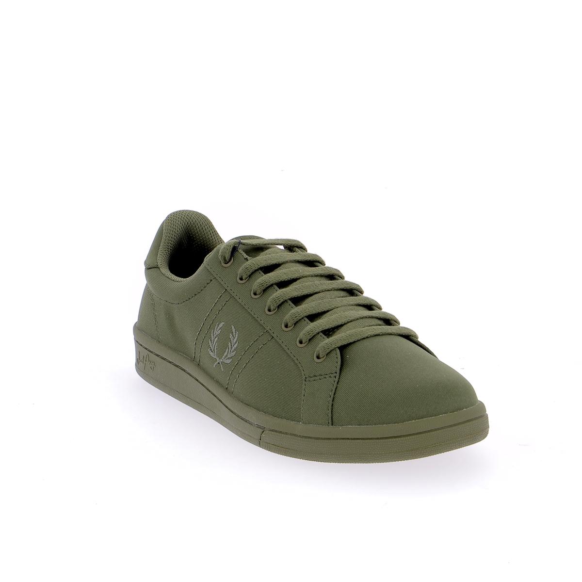 Fred Perry Sneakers kaki