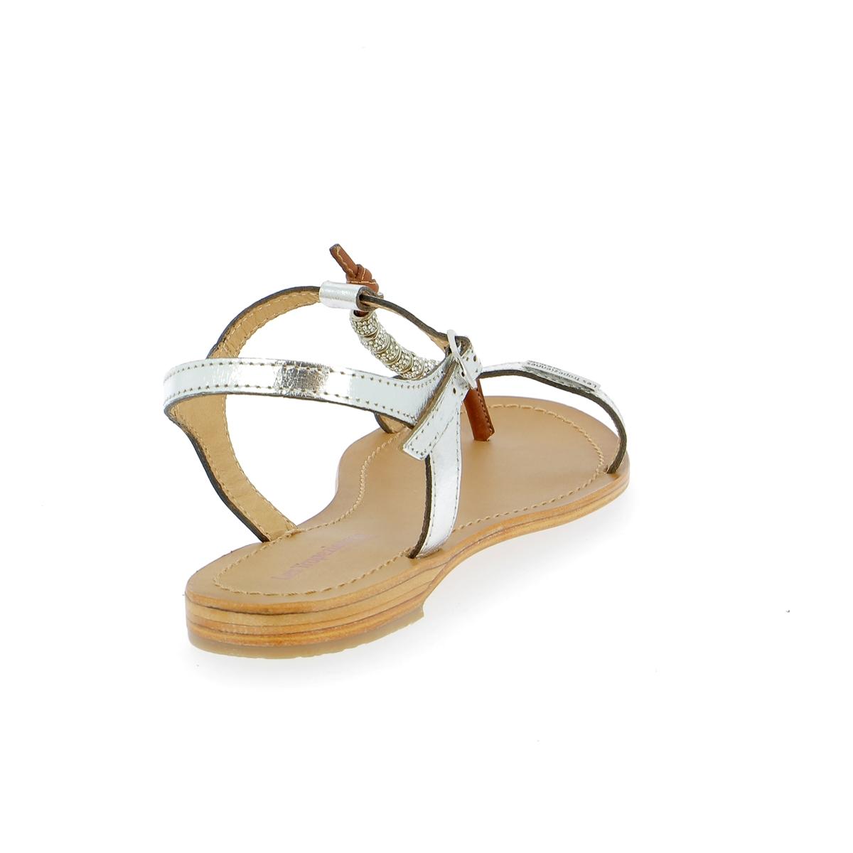Tropezienne Sandales argent