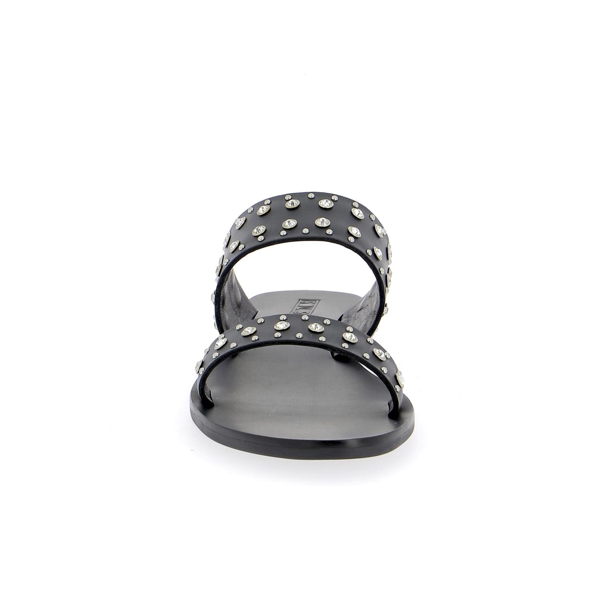 Sol Sana Muiltjes - slippers zwart