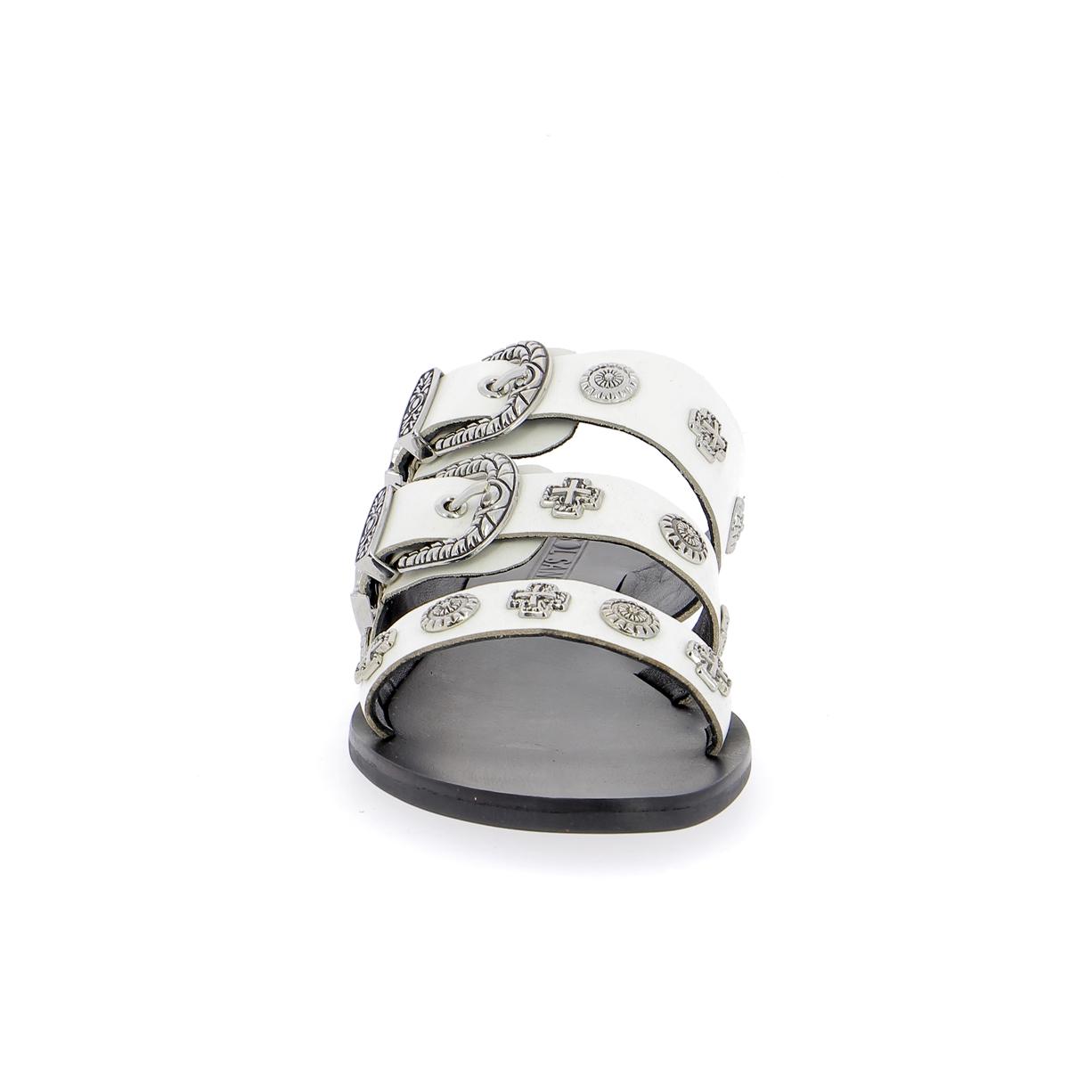 Sol Sana Muiltjes - slippers wit