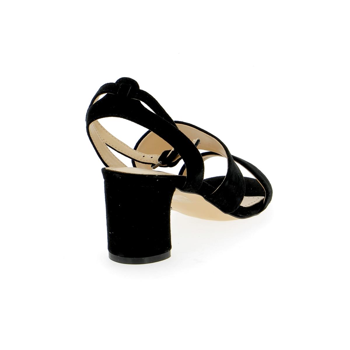 Bibilou Sandalen zwart