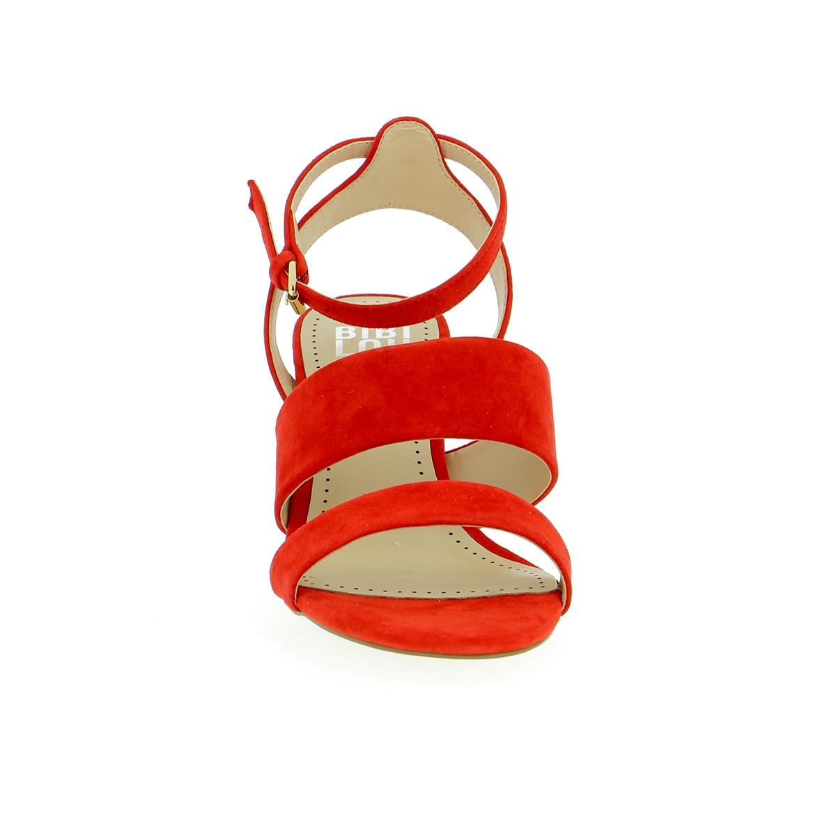 Bibilou Sandalen rood