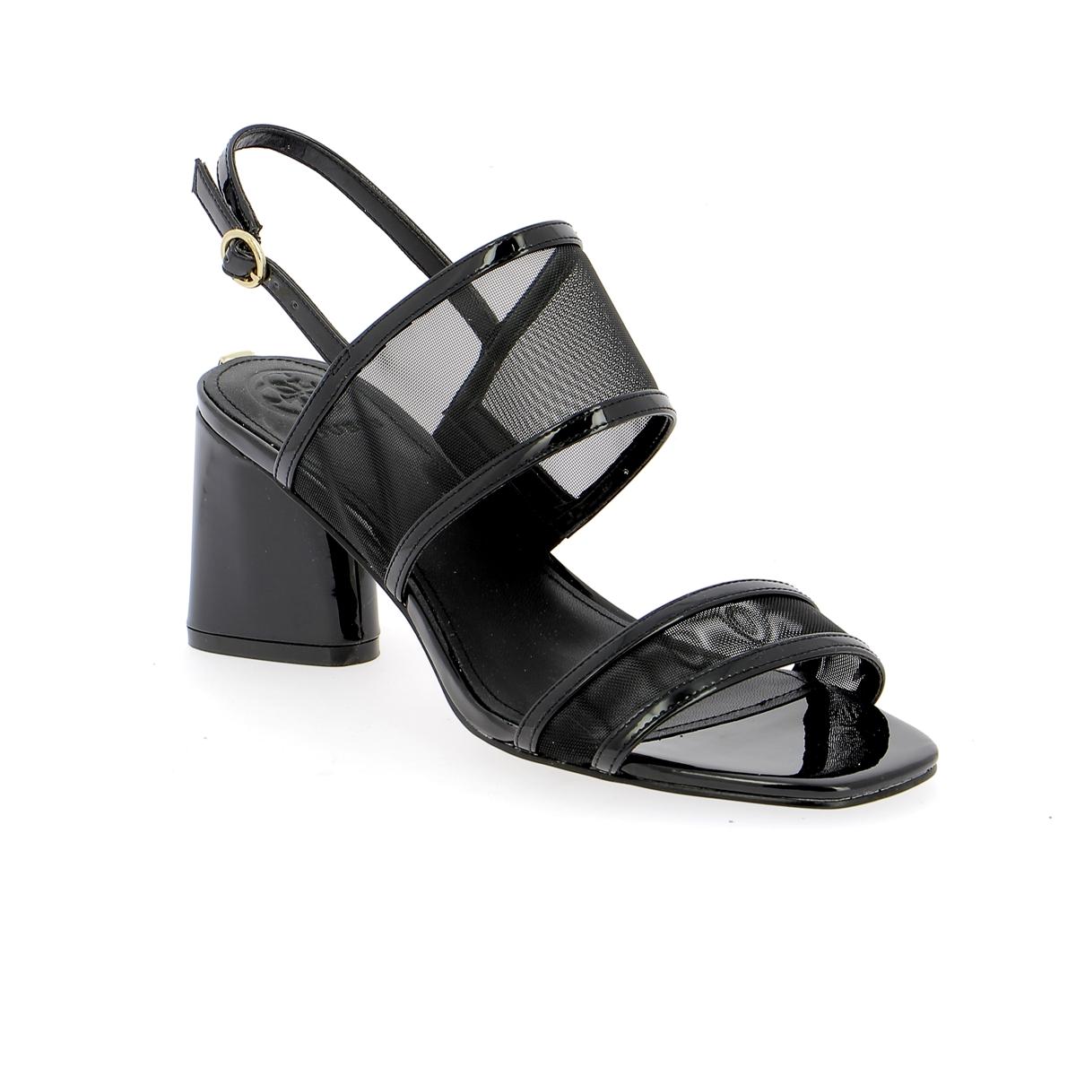 Guess Sandalen zwart